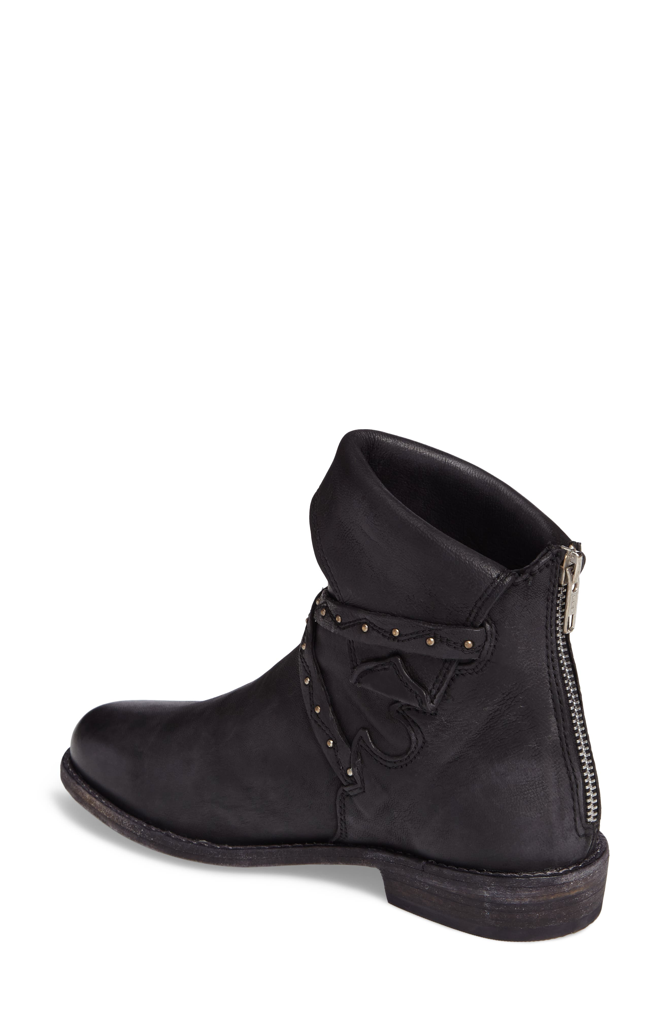 Alamosa Slouchy Bootie,                             Alternate thumbnail 2, color,                             001