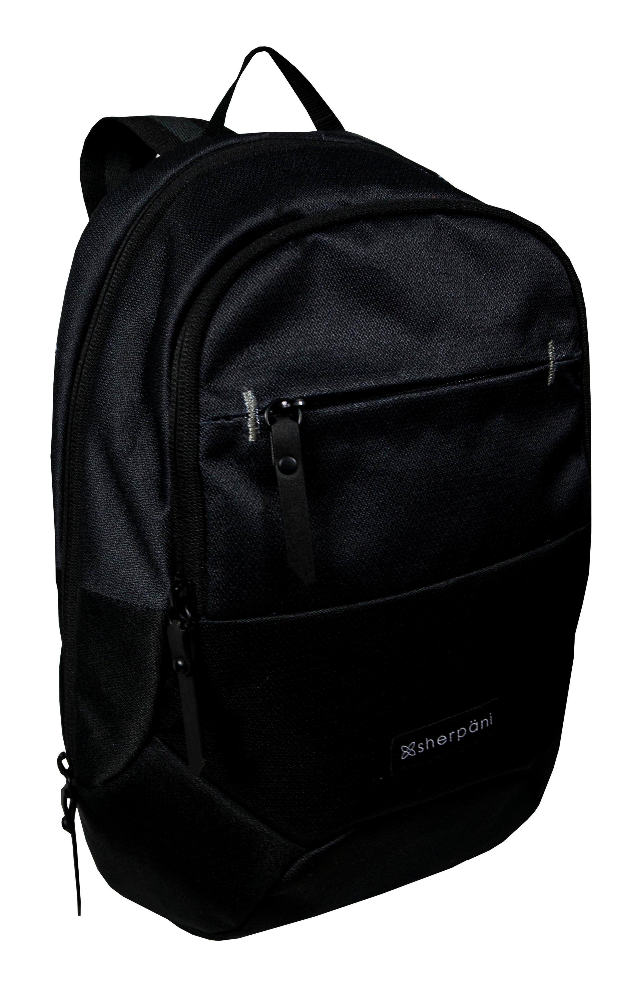 Mini Dash RFID Pocket Backpack,                             Alternate thumbnail 4, color,                             001