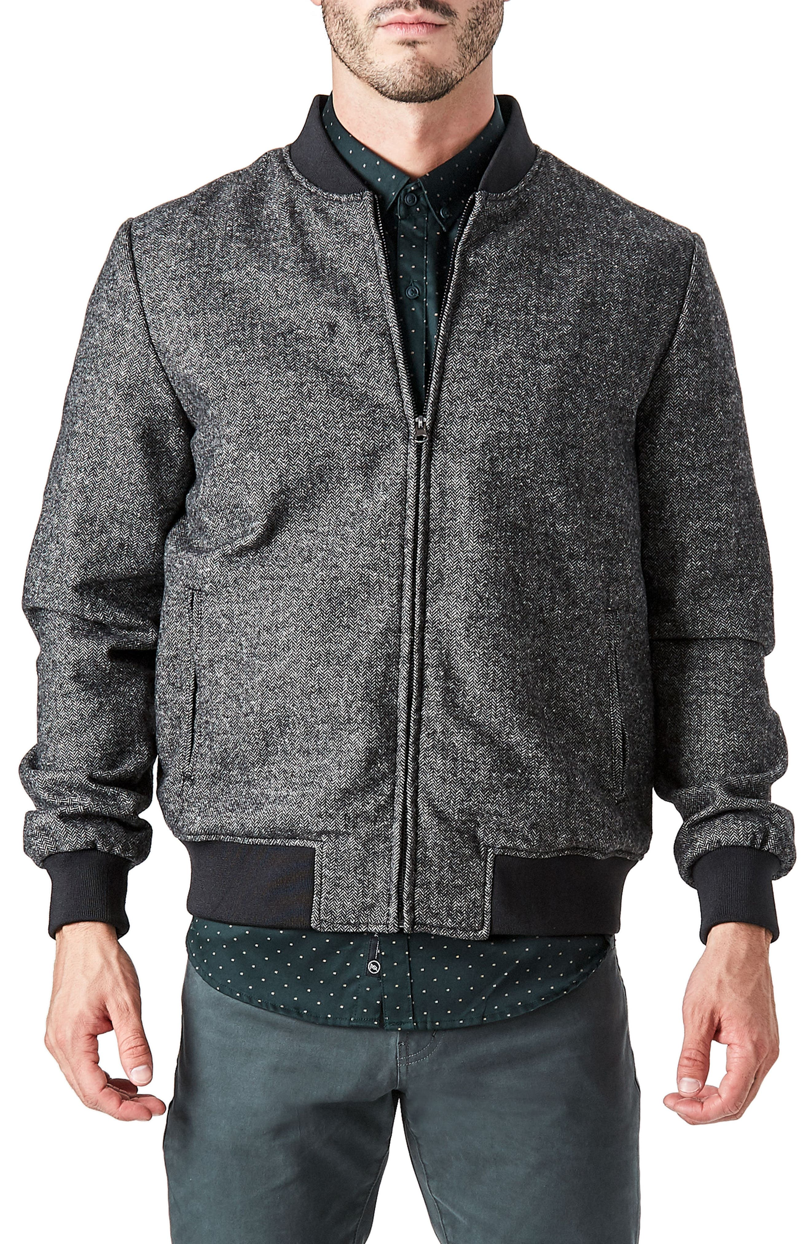 Aether Bomber Jacket,                             Main thumbnail 1, color,
