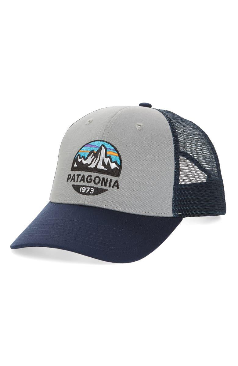 Patagonia Fitz Roy Scope Lopro Trucker Cap  6bcba0d946a