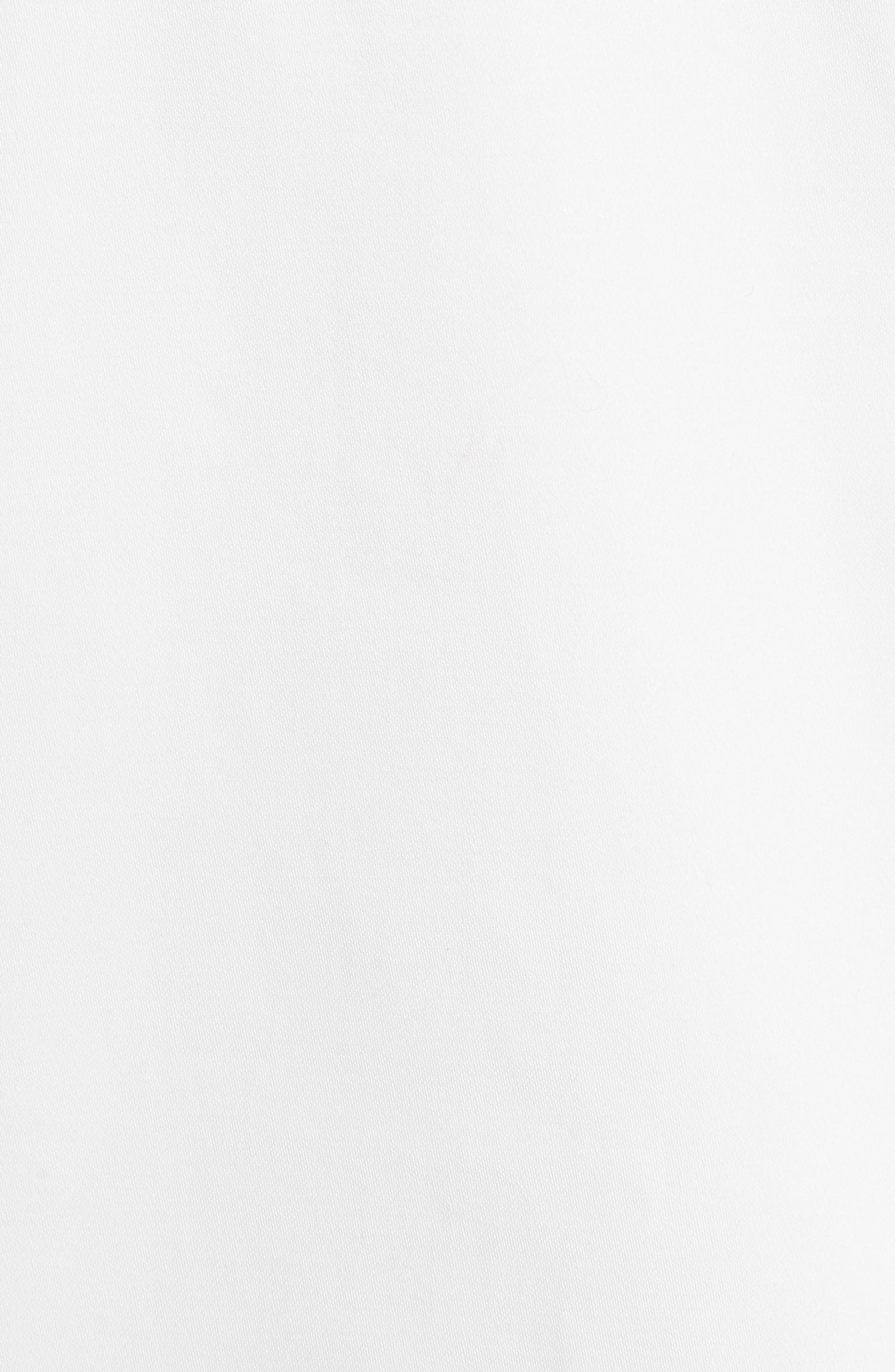 Ruffle Sleeve Top,                             Alternate thumbnail 5, color,                             110