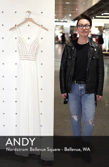 Glamorous Gala Embellished Maxi Dress, sales video thumbnail