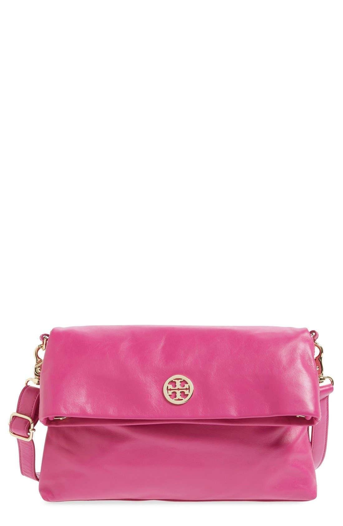 'Dena' Messenger Bag, Main, color, 650