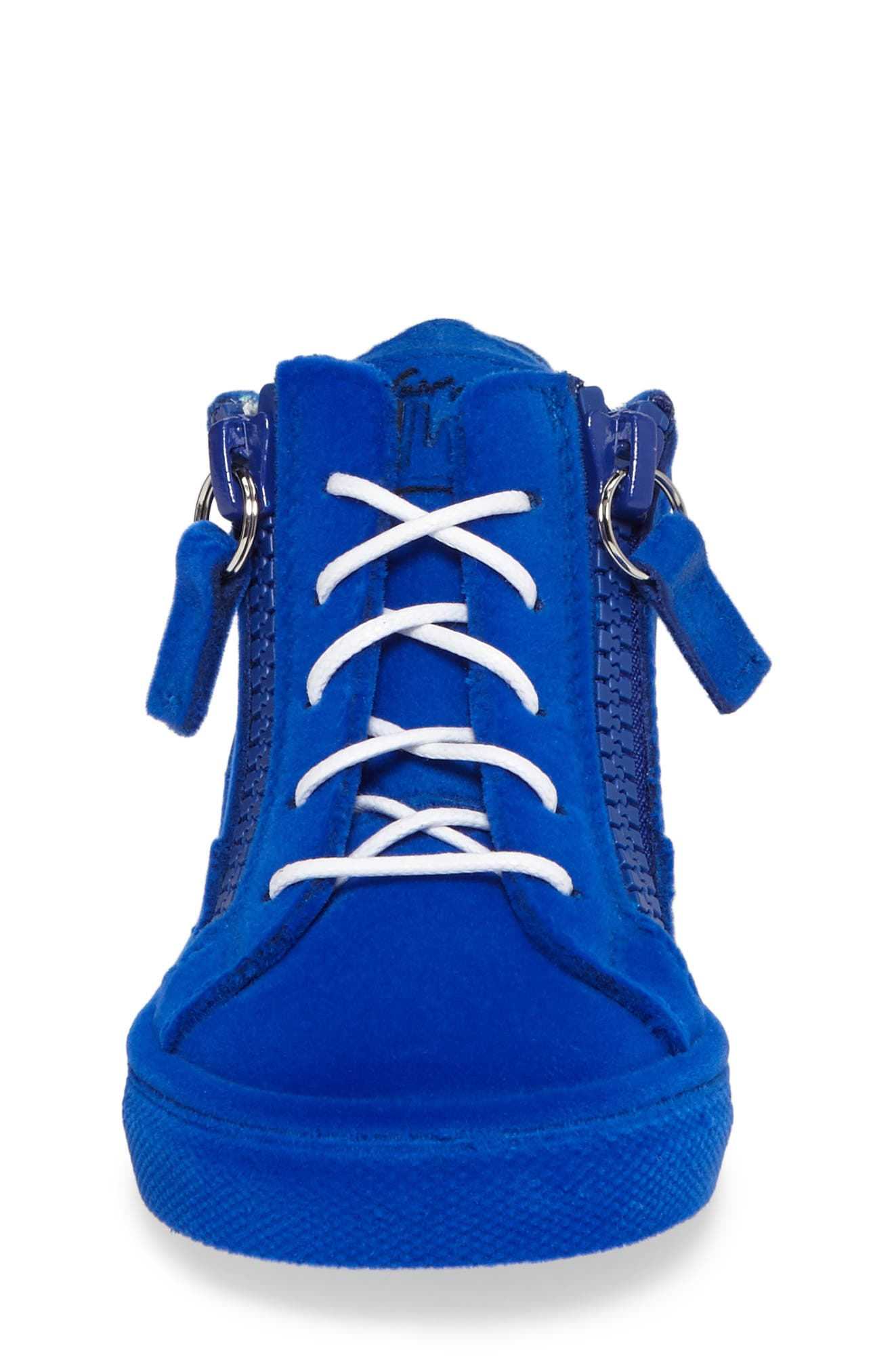 Smuggy Sneaker,                             Alternate thumbnail 4, color,                             BLUE