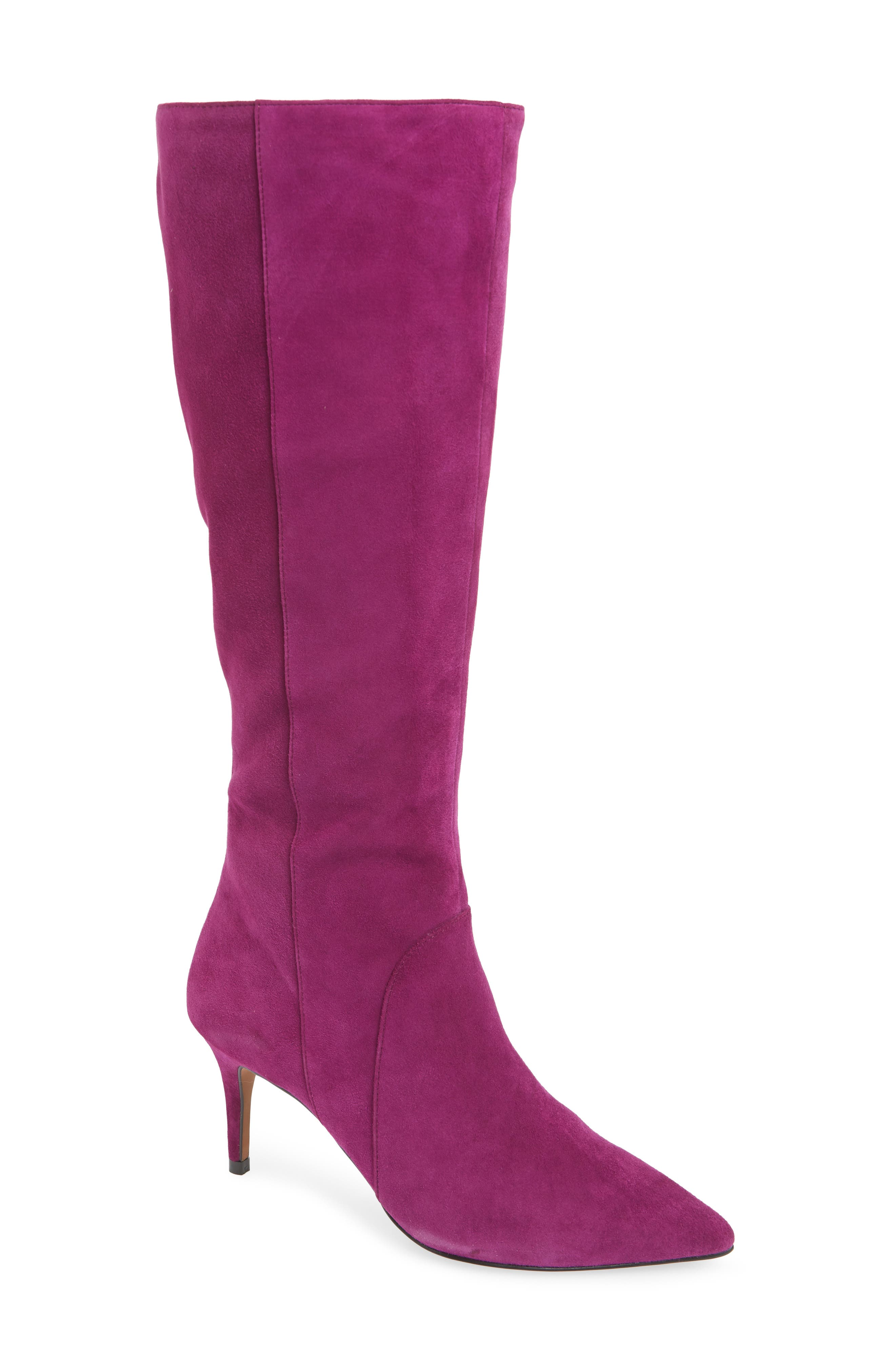 Linea Paolo Perfect Boot- Purple