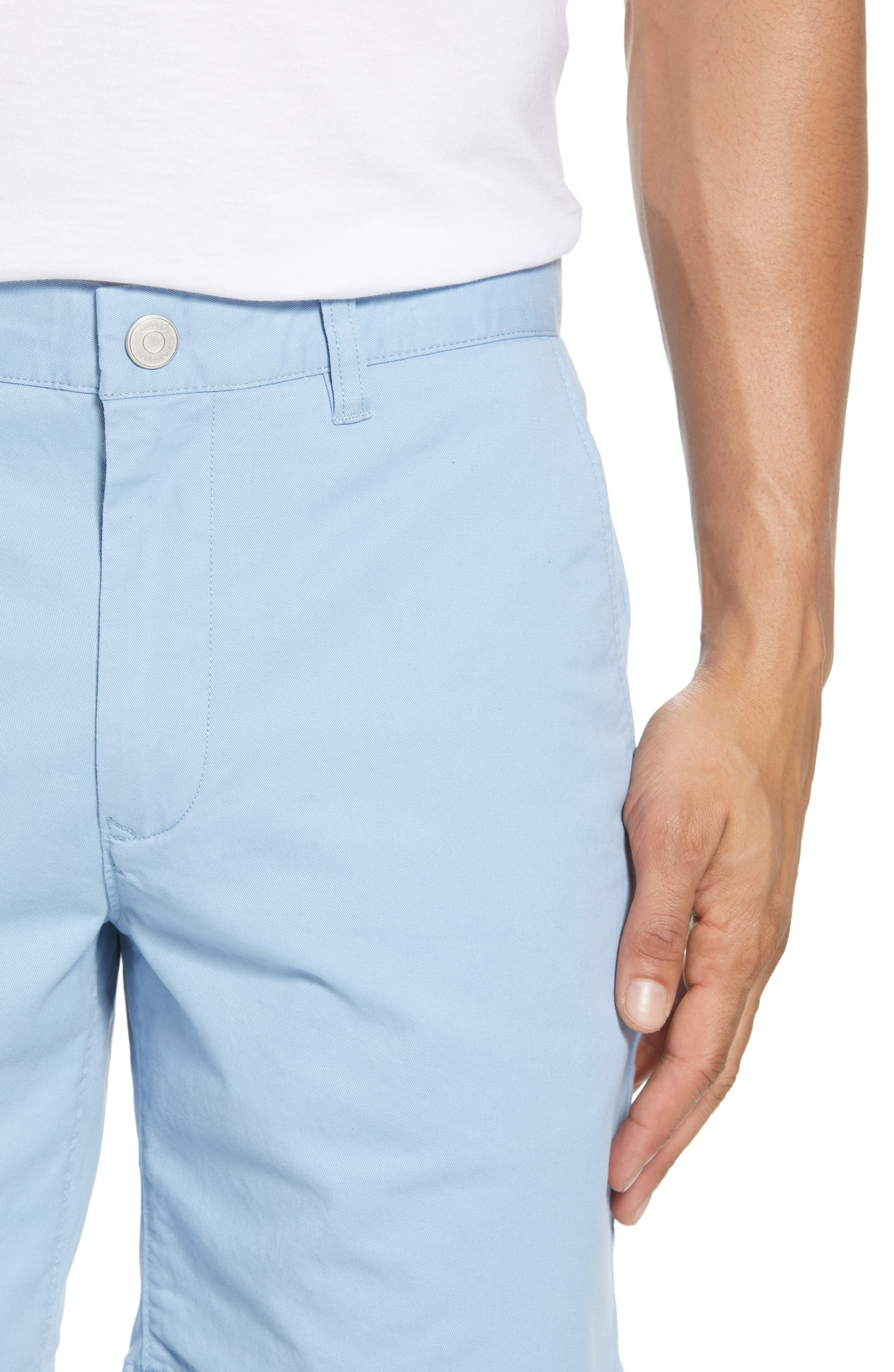 Stretch Washed Chino 7-Inch Shorts,                             Alternate thumbnail 75, color,