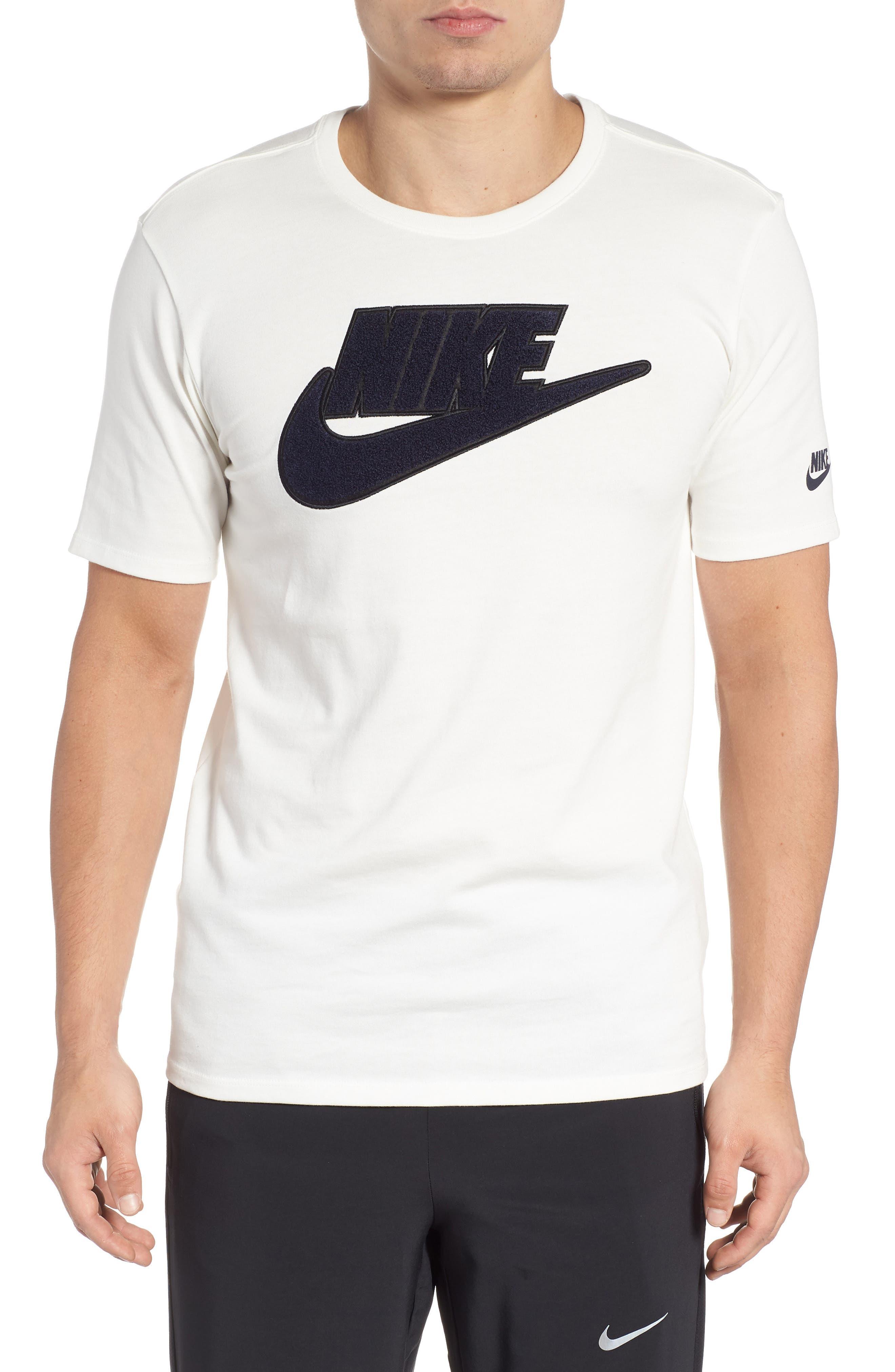 Nike Innovation Logo T-Shirt, White
