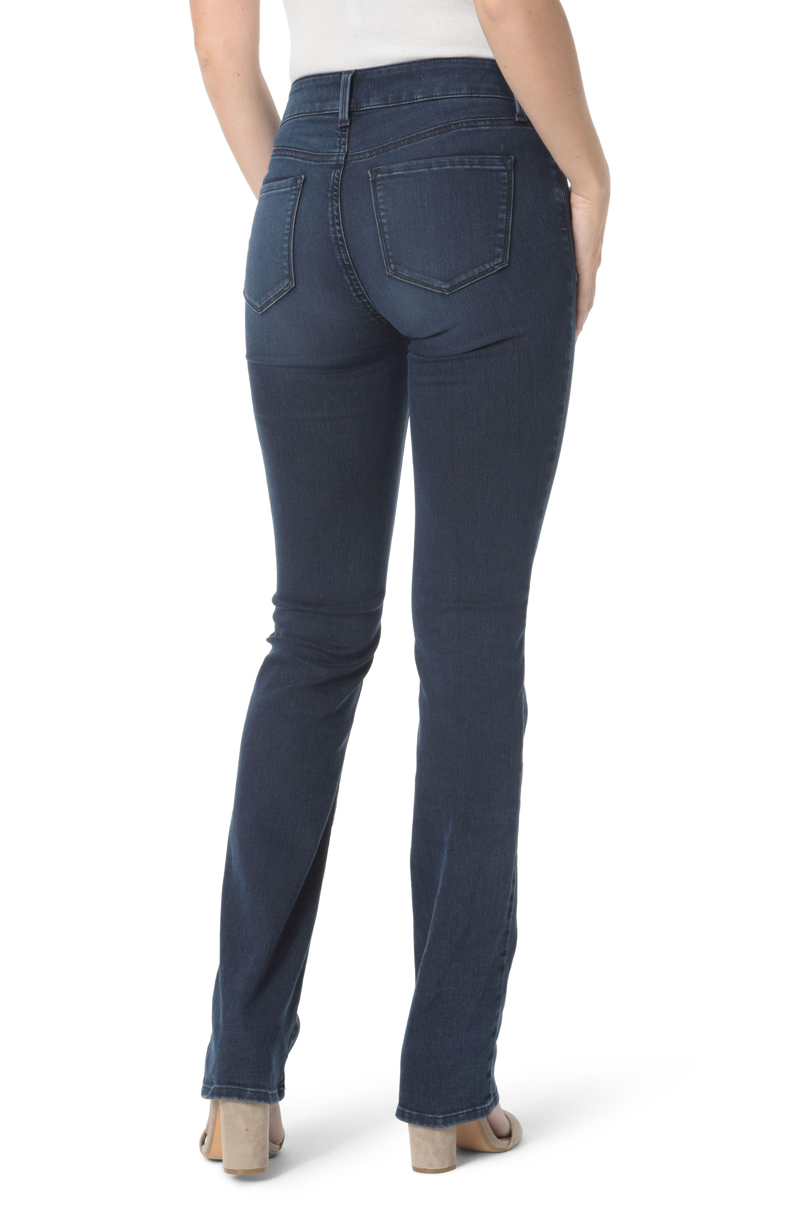 Marilyn Stretch Straight Leg Jeans,                             Alternate thumbnail 2, color,                             409