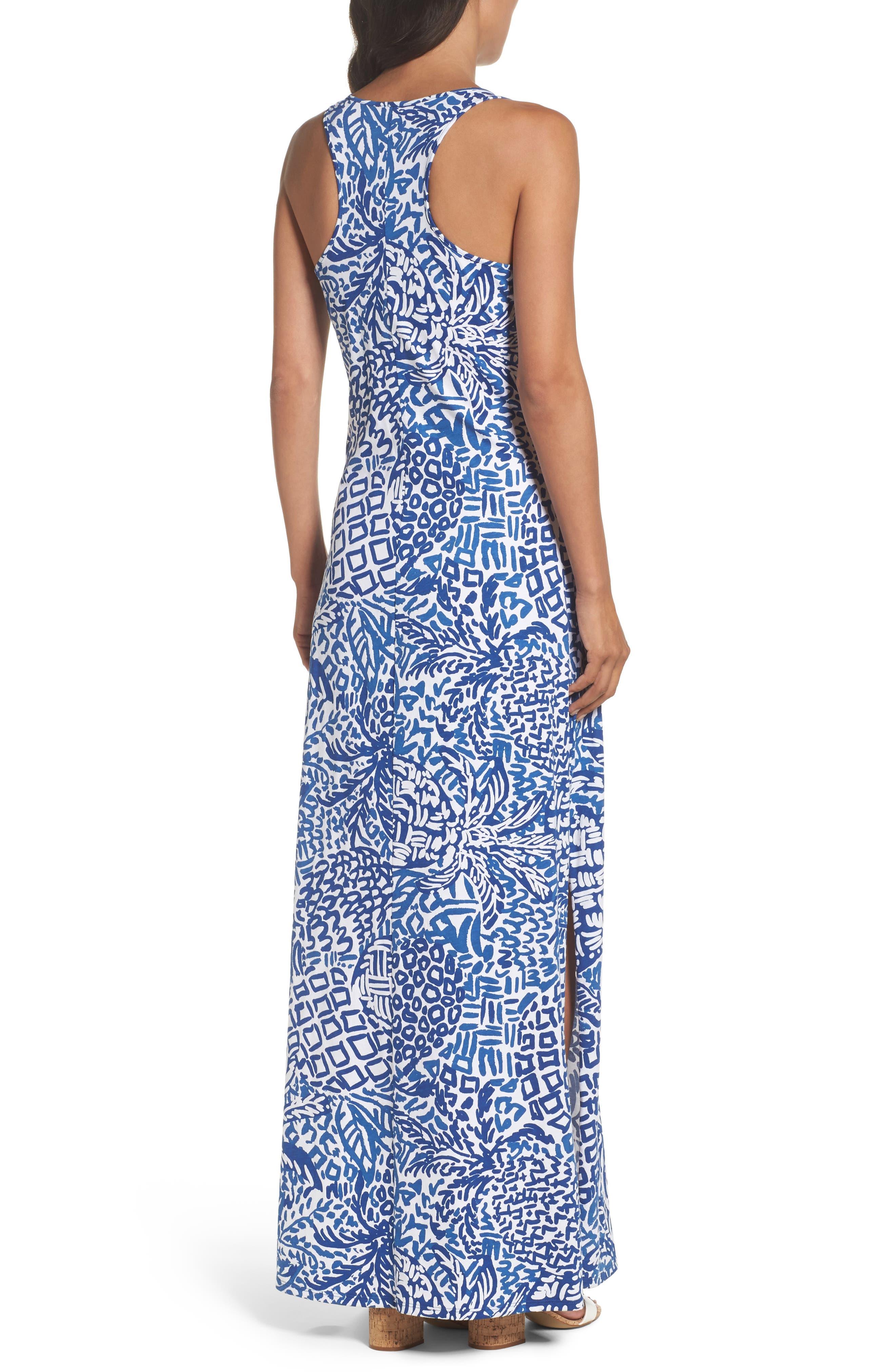 Kerri Maxi Dress,                             Alternate thumbnail 2, color,                             427