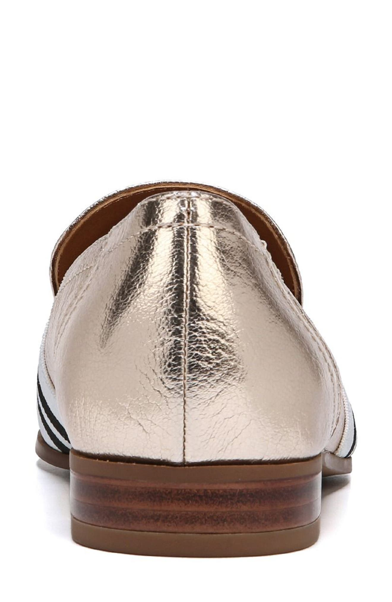 Odyssey Loafer,                             Alternate thumbnail 2, color,                             PLATINO LEATHER