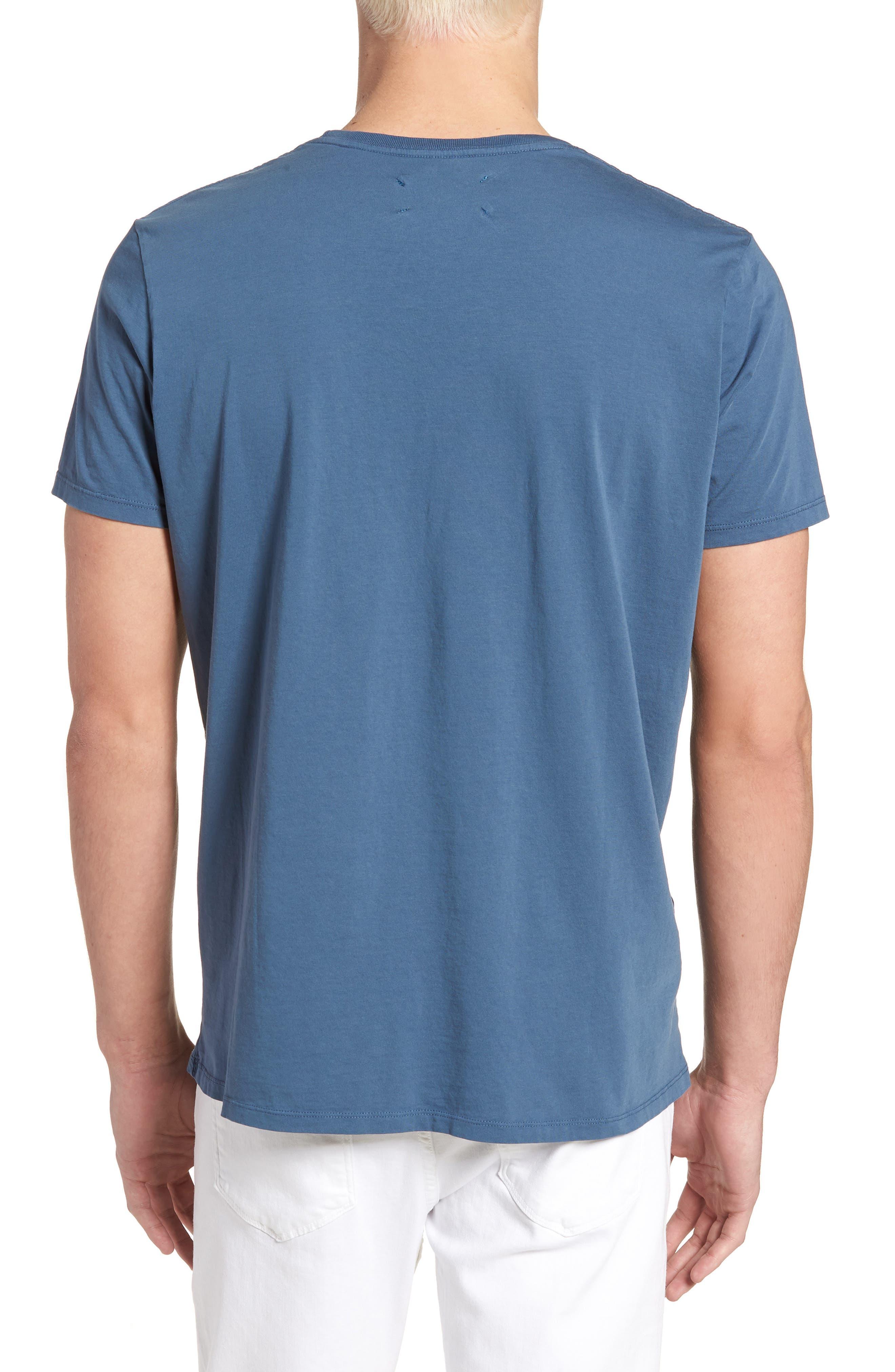 Line Matrix Graphic T-Shirt,                             Alternate thumbnail 2, color,                             400