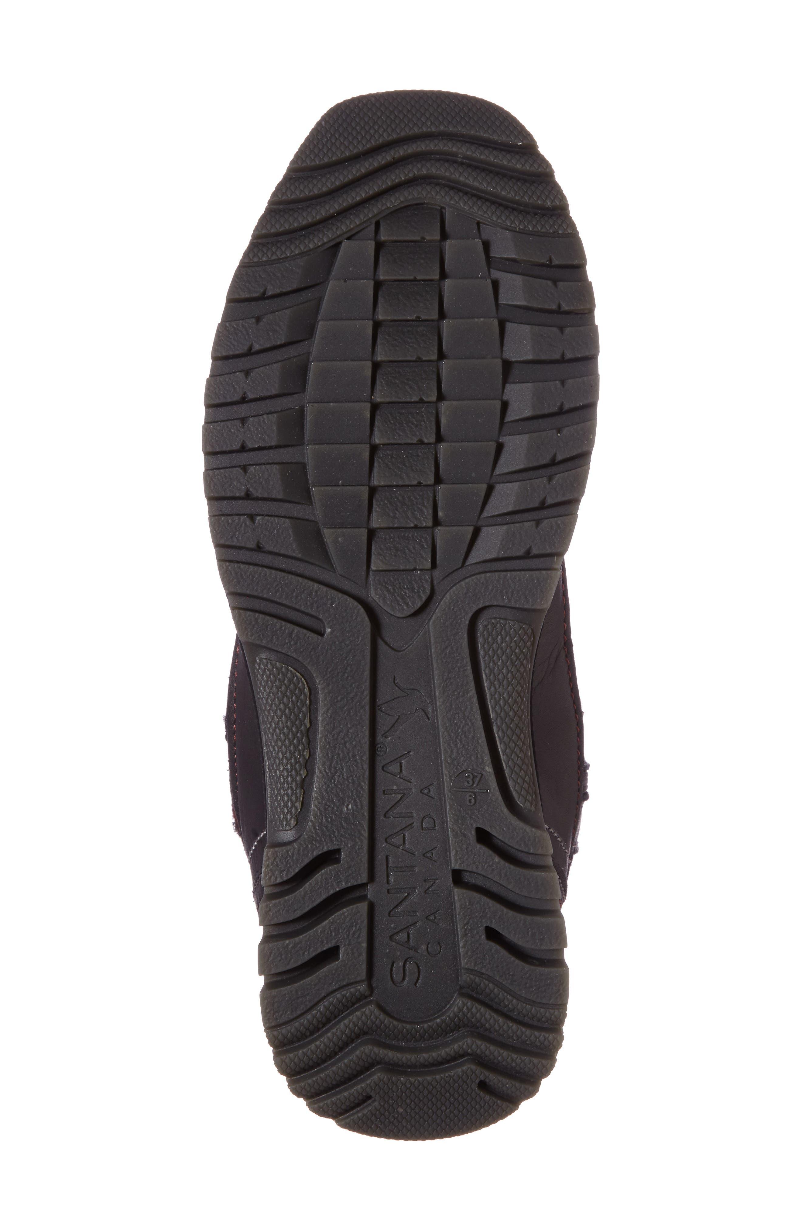 Seraphine Genuine Shearling Waterproof Winter Boot,                             Alternate thumbnail 5, color,                             001