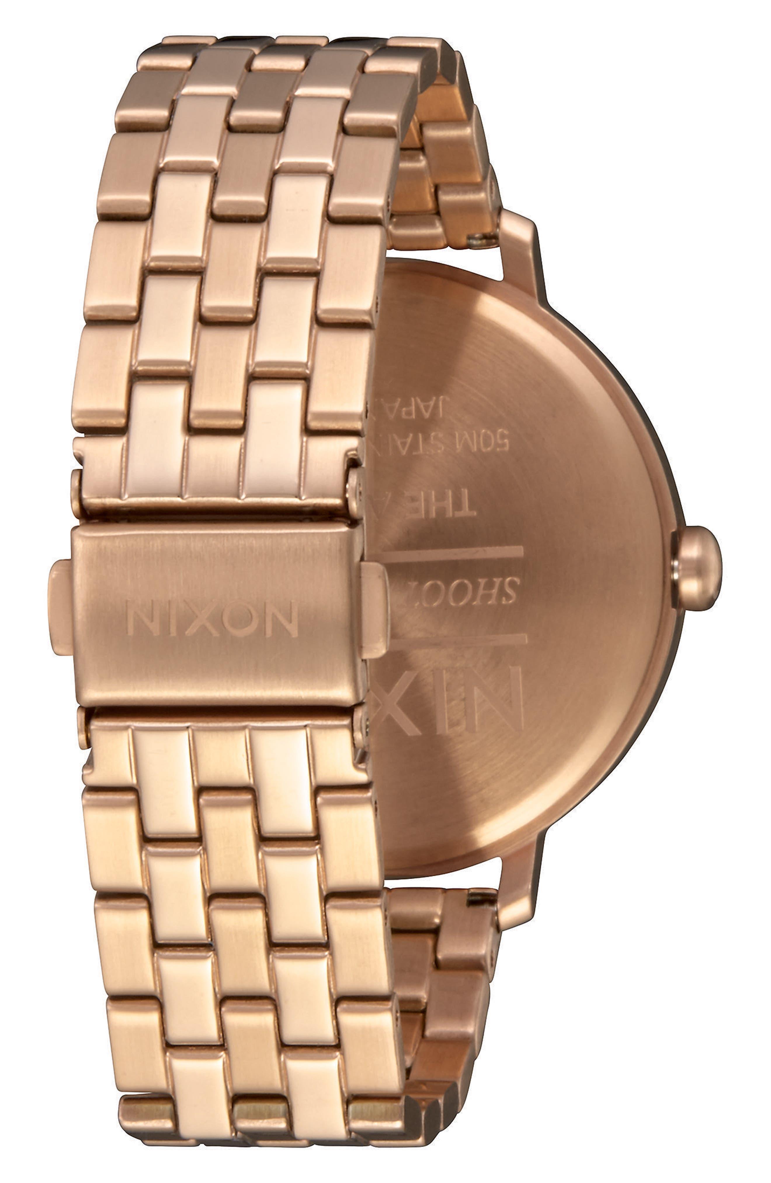 The Arrow Bracelet Watch, 38mm,                             Alternate thumbnail 21, color,