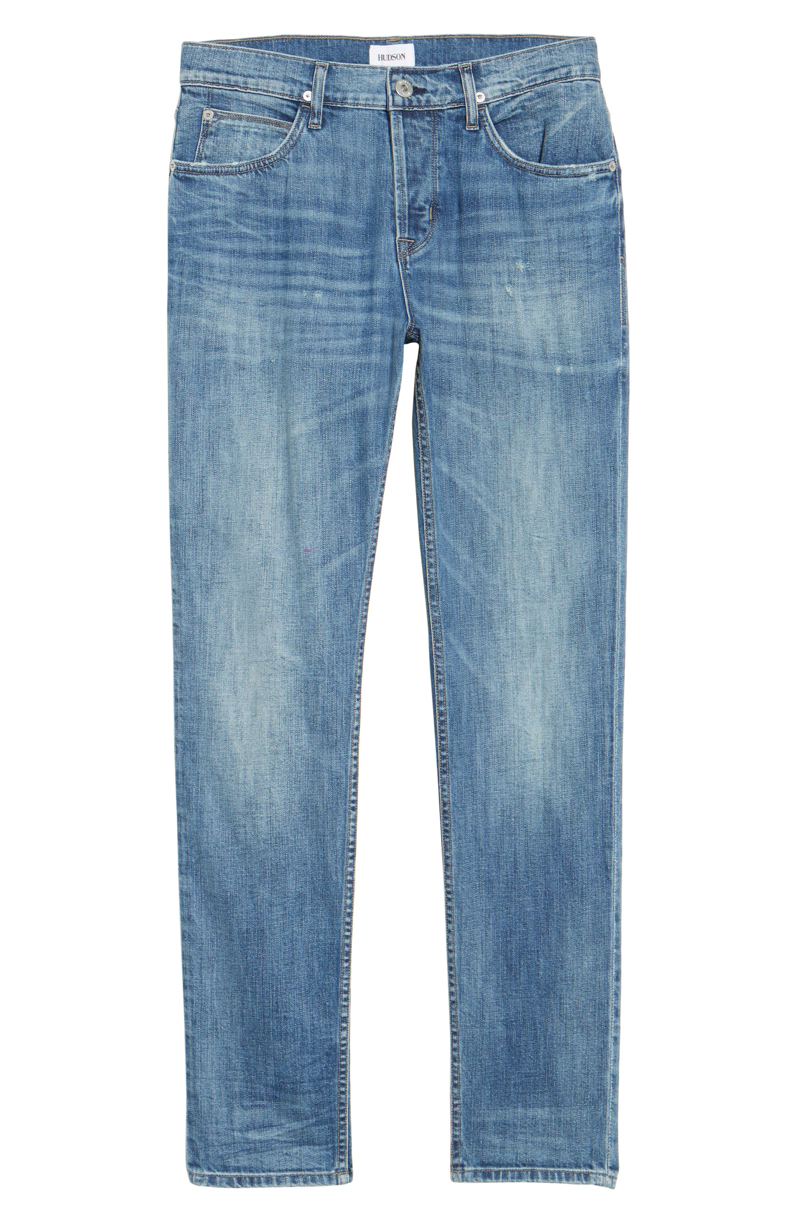 Axl Skinny Fit Jeans,                             Alternate thumbnail 6, color,                             RACKING