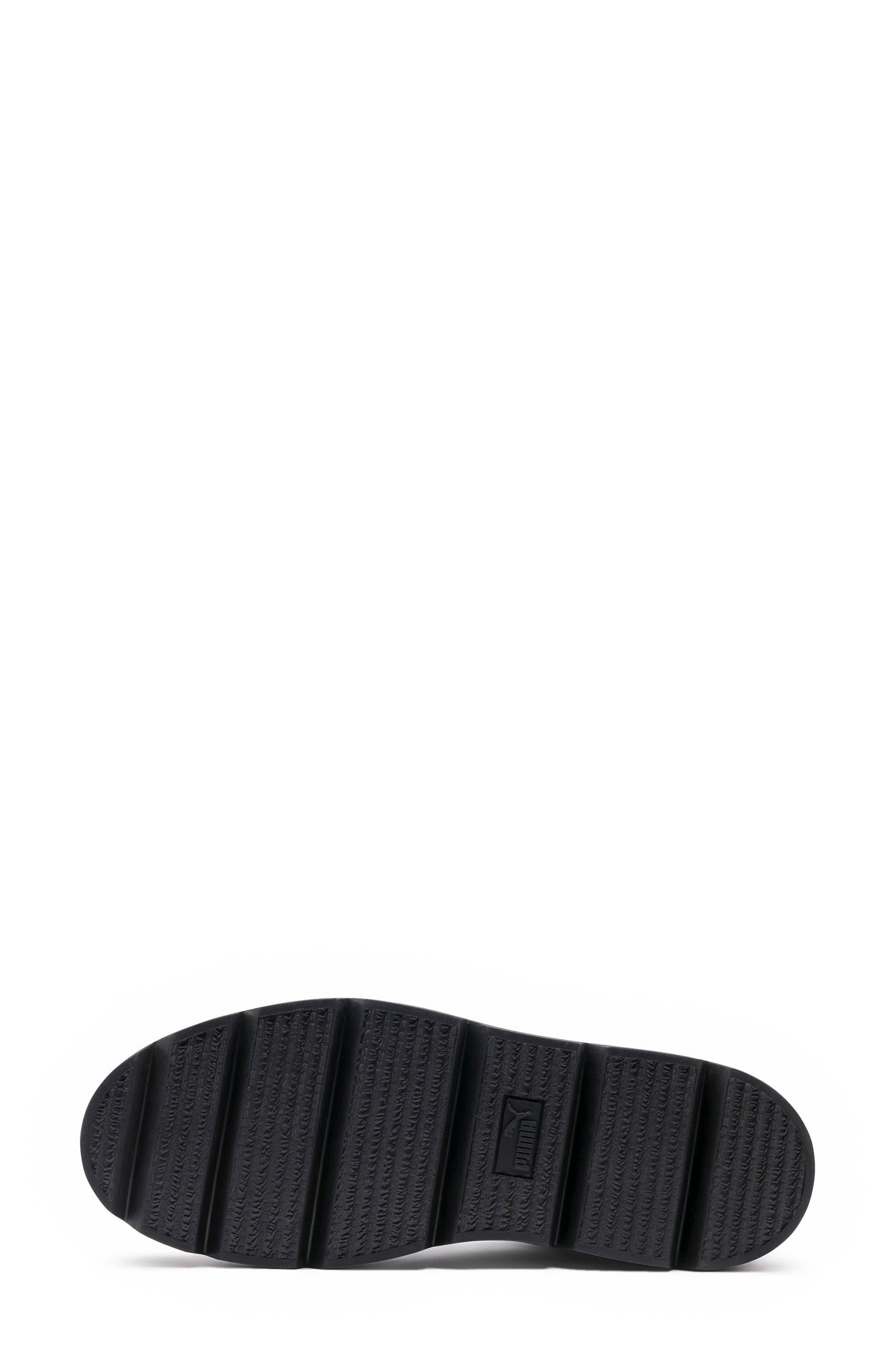 FENTY PUMA by Rihanna Chelsea Boot Creeper Sneaker,                             Alternate thumbnail 10, color,