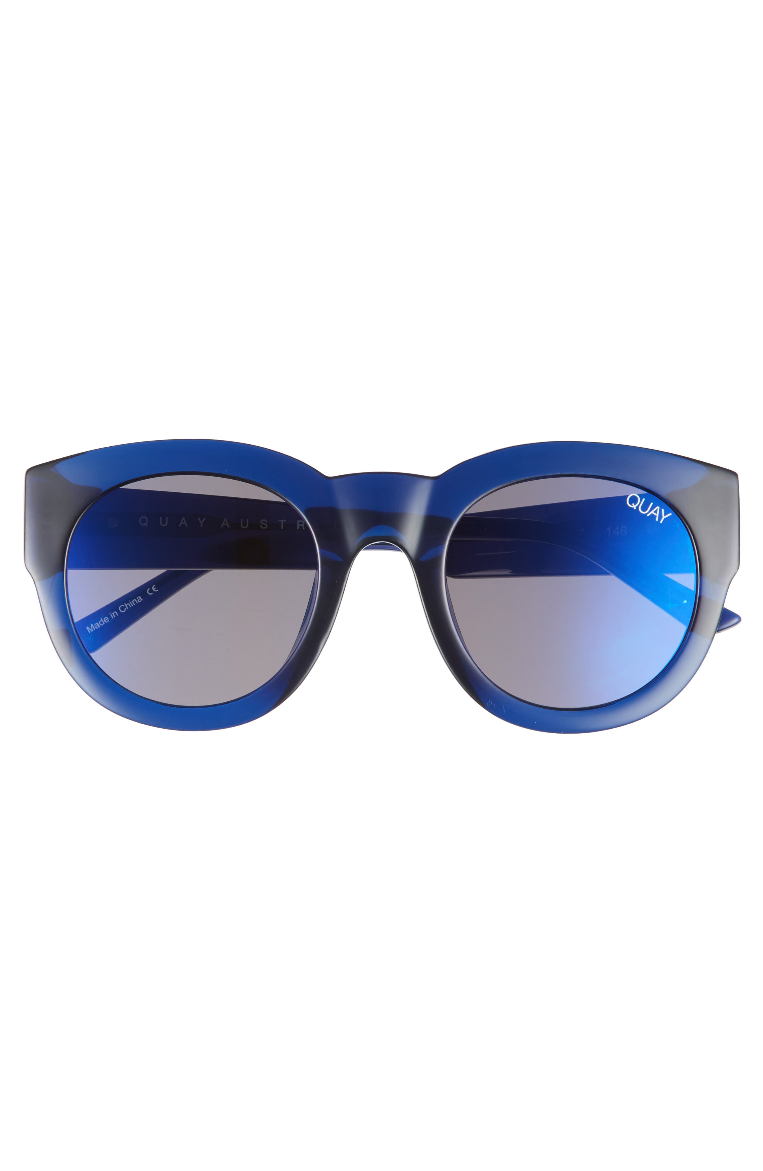 If Only 50mm Round Sunglasses,                             Alternate thumbnail 8, color,