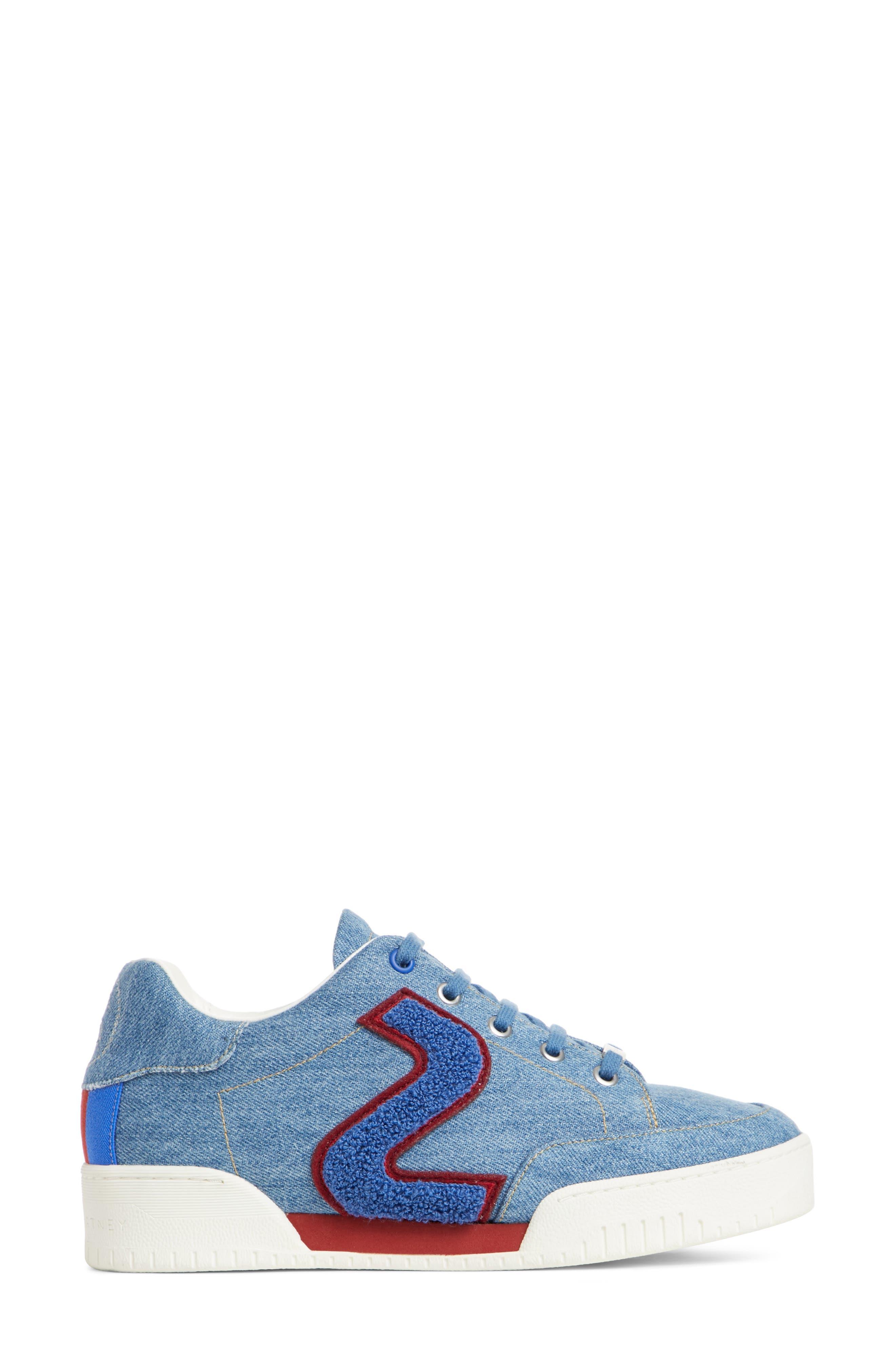 Low Top Sneaker,                             Alternate thumbnail 3, color,