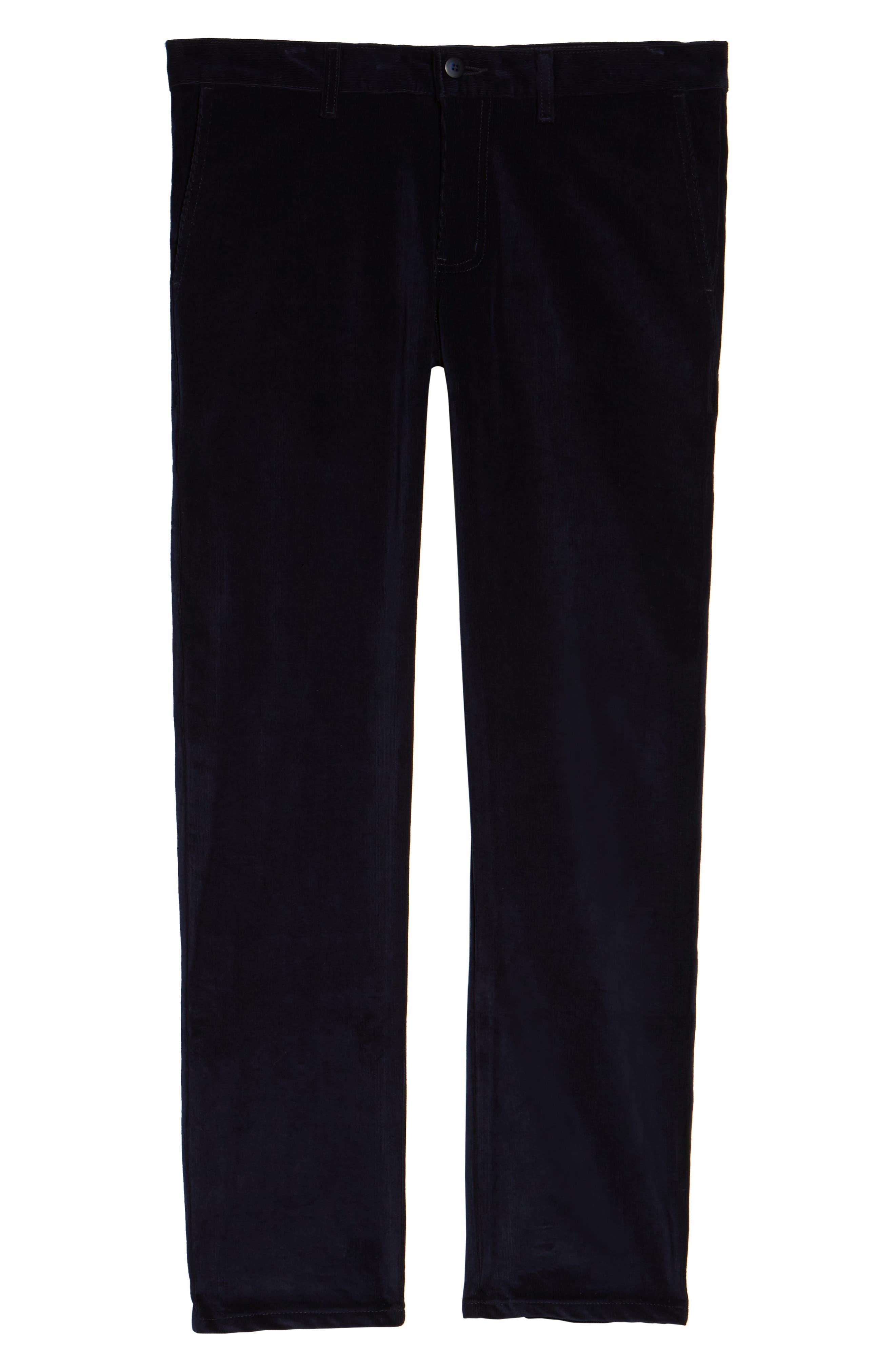 Slim Fit Corduroy Pants,                             Alternate thumbnail 6, color,
