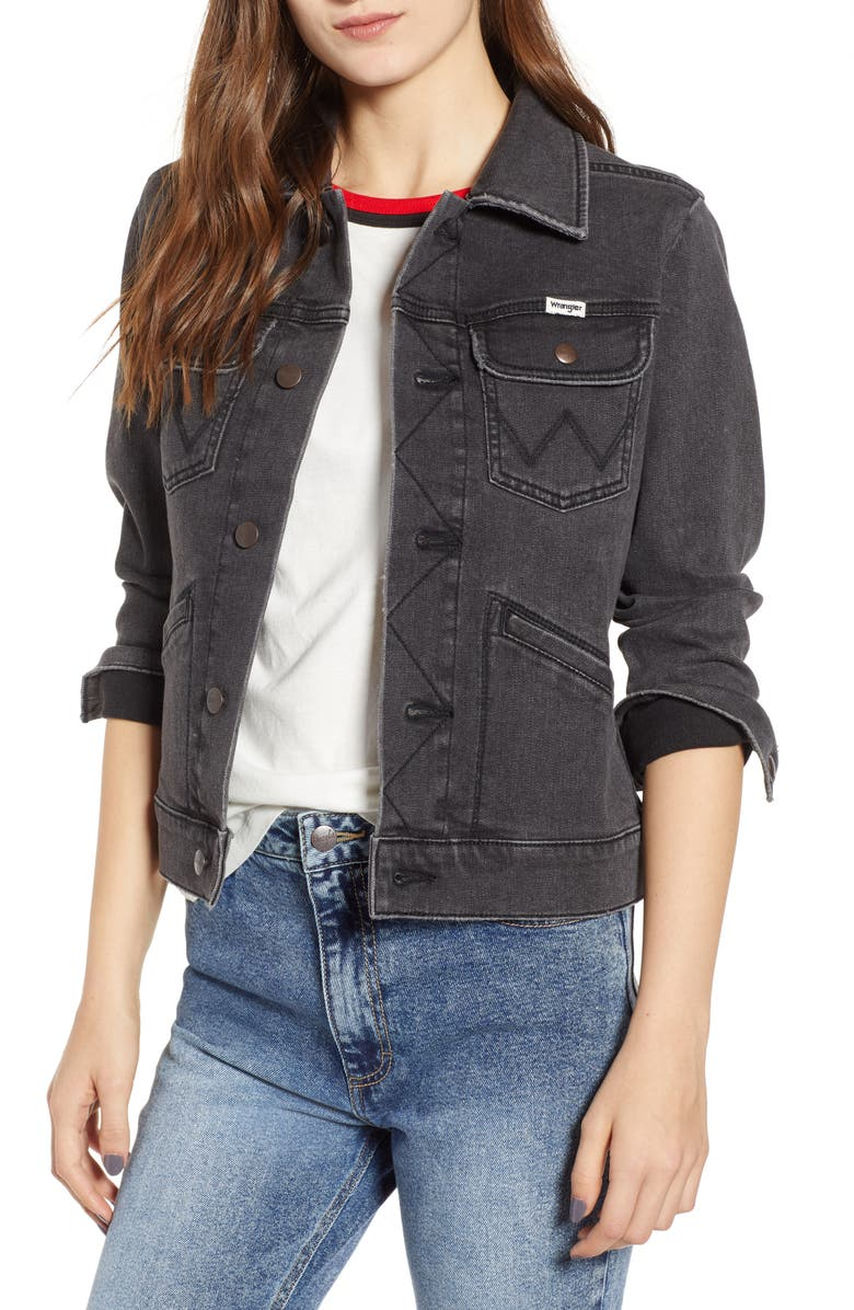 Wrangler HERITAGE DENIM JACKET