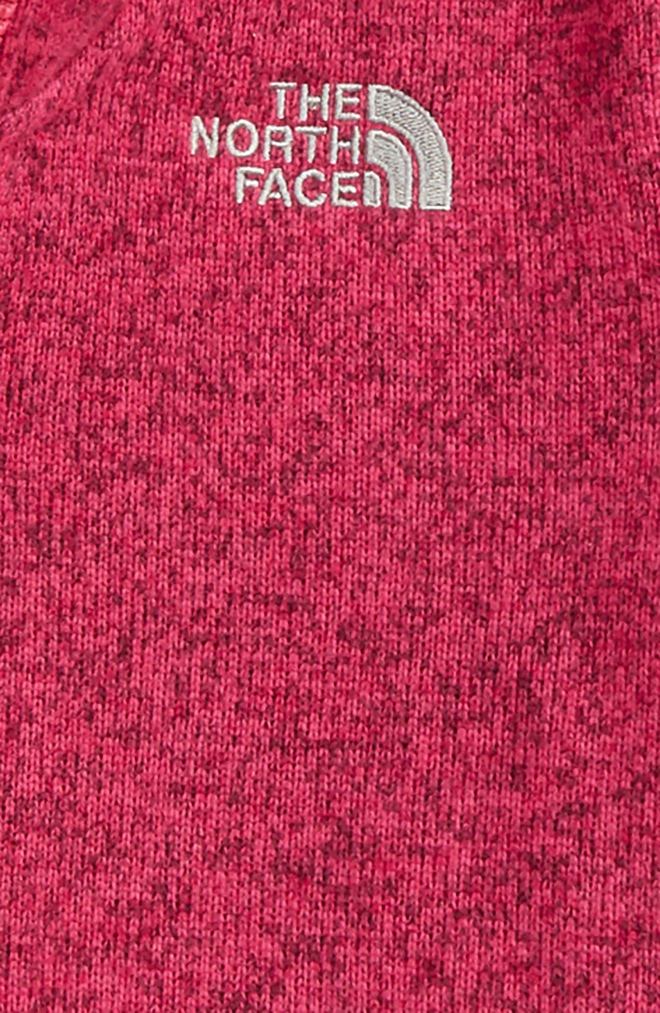 Crescent Fleece Jacket,                             Alternate thumbnail 8, color,