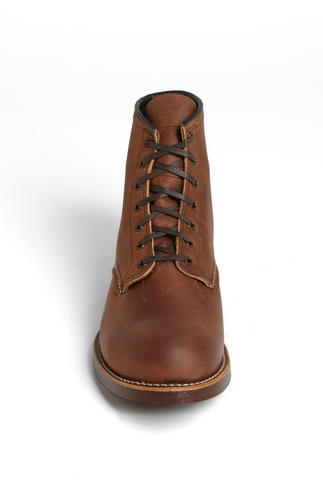 RED WING,                             6 Inch Round Toe Boot,                             Alternate thumbnail 2, color,                             208