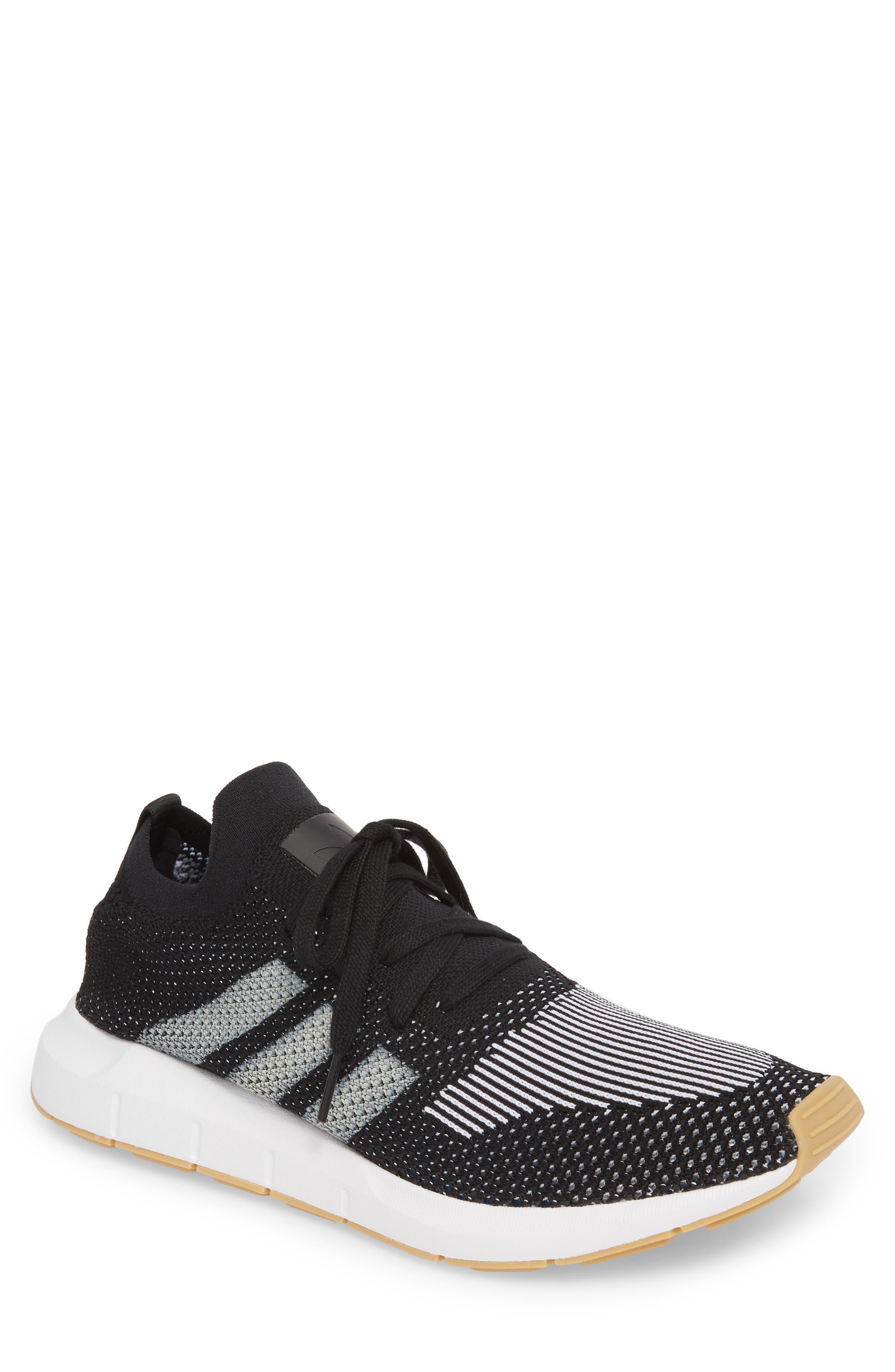 Swift Run Primeknit Sneaker,                             Main thumbnail 1, color,                             001
