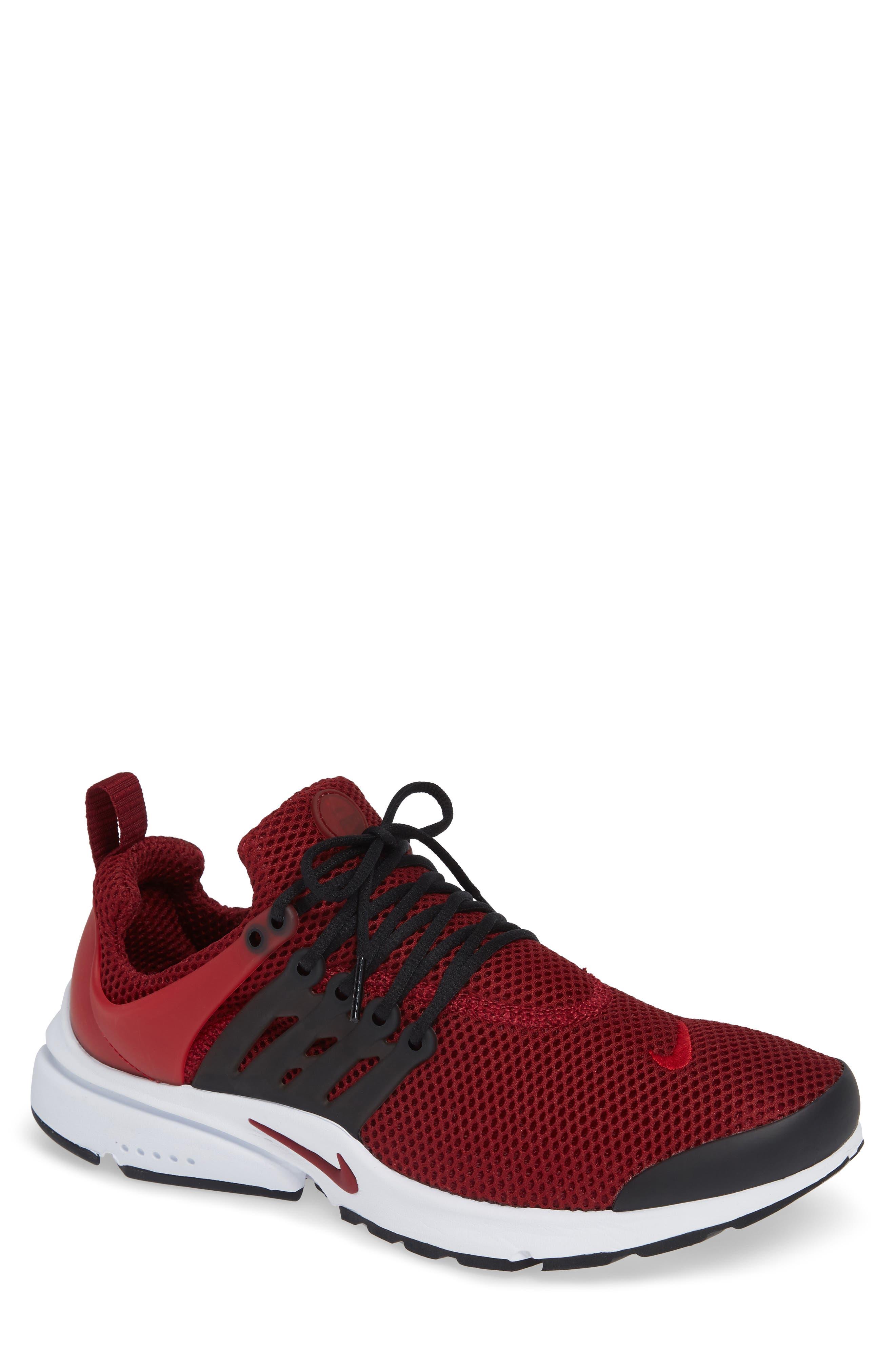 Air Presto Essential Sneaker,                         Main,                         color,