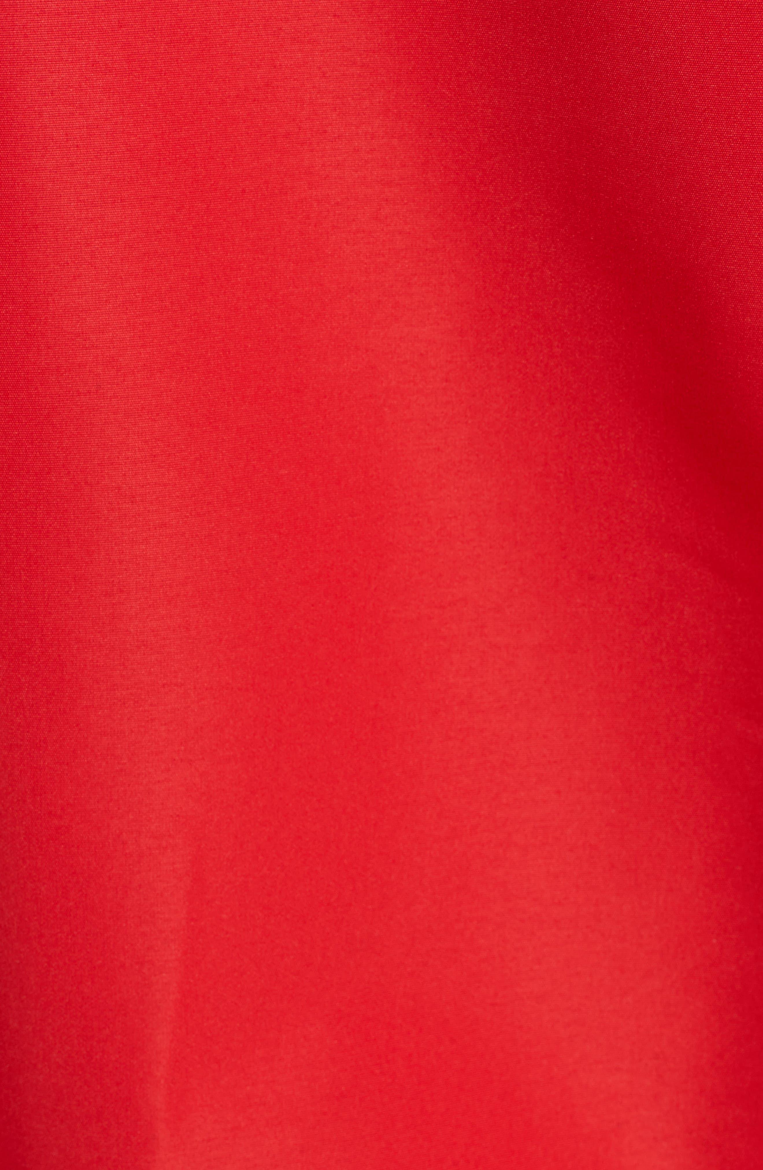 Eyes Lightweight Jacket,                             Alternate thumbnail 7, color,                             HOT RED