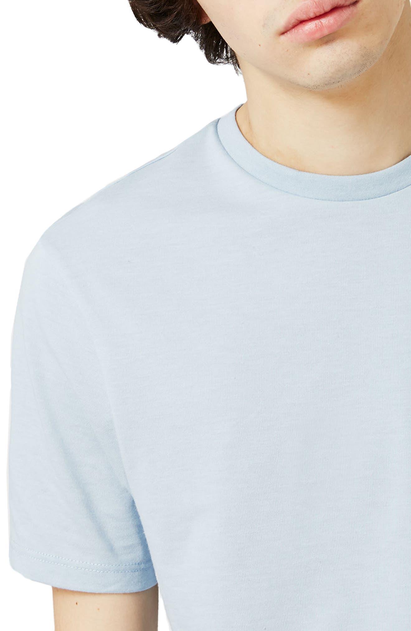 Slim Fit Crewneck T-Shirt,                             Alternate thumbnail 263, color,