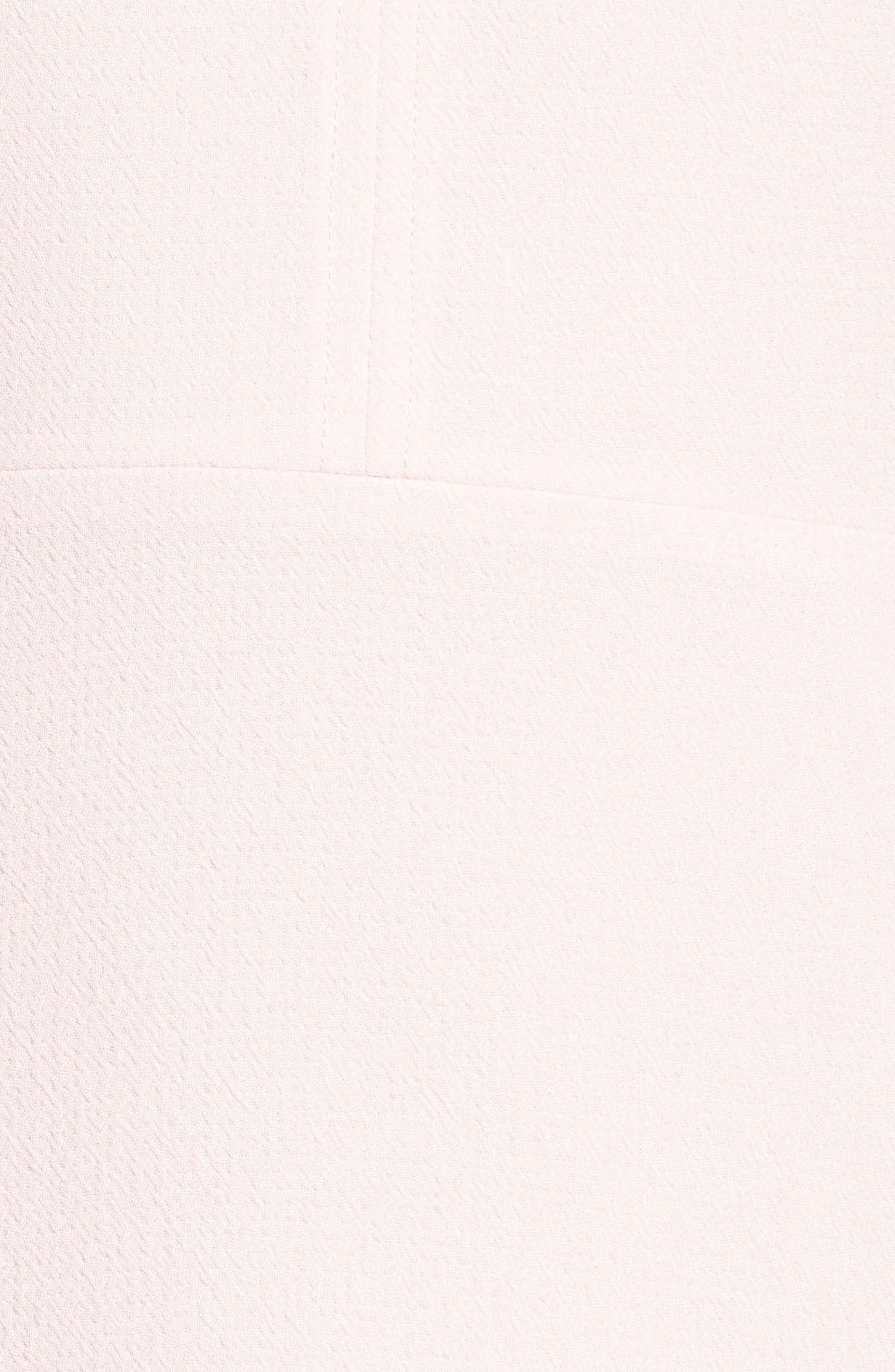 Bell Sleeve Sheath Dress,                             Alternate thumbnail 5, color,