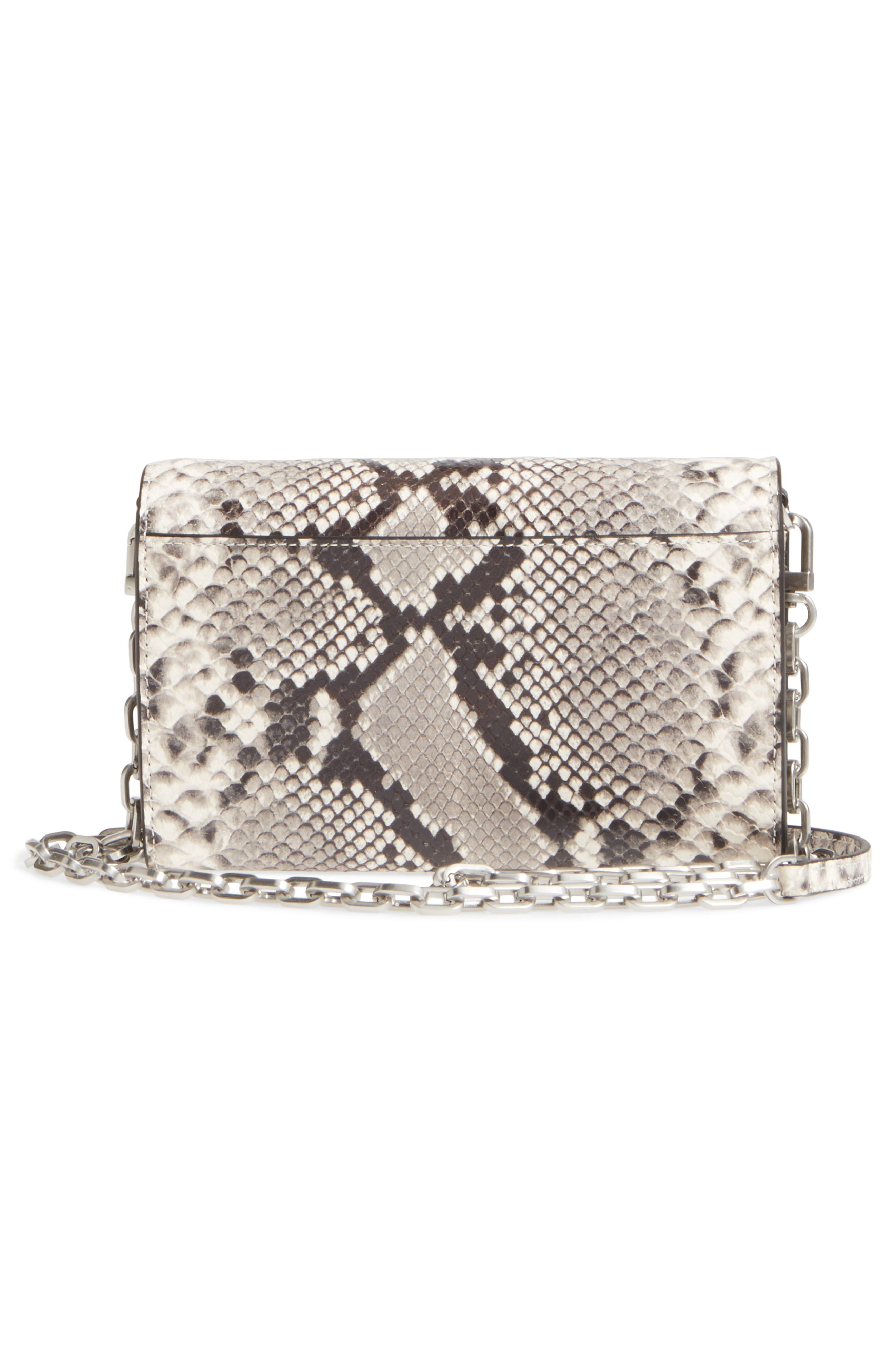 Robinson Leather Wallet on a Chain,                             Alternate thumbnail 3, color,