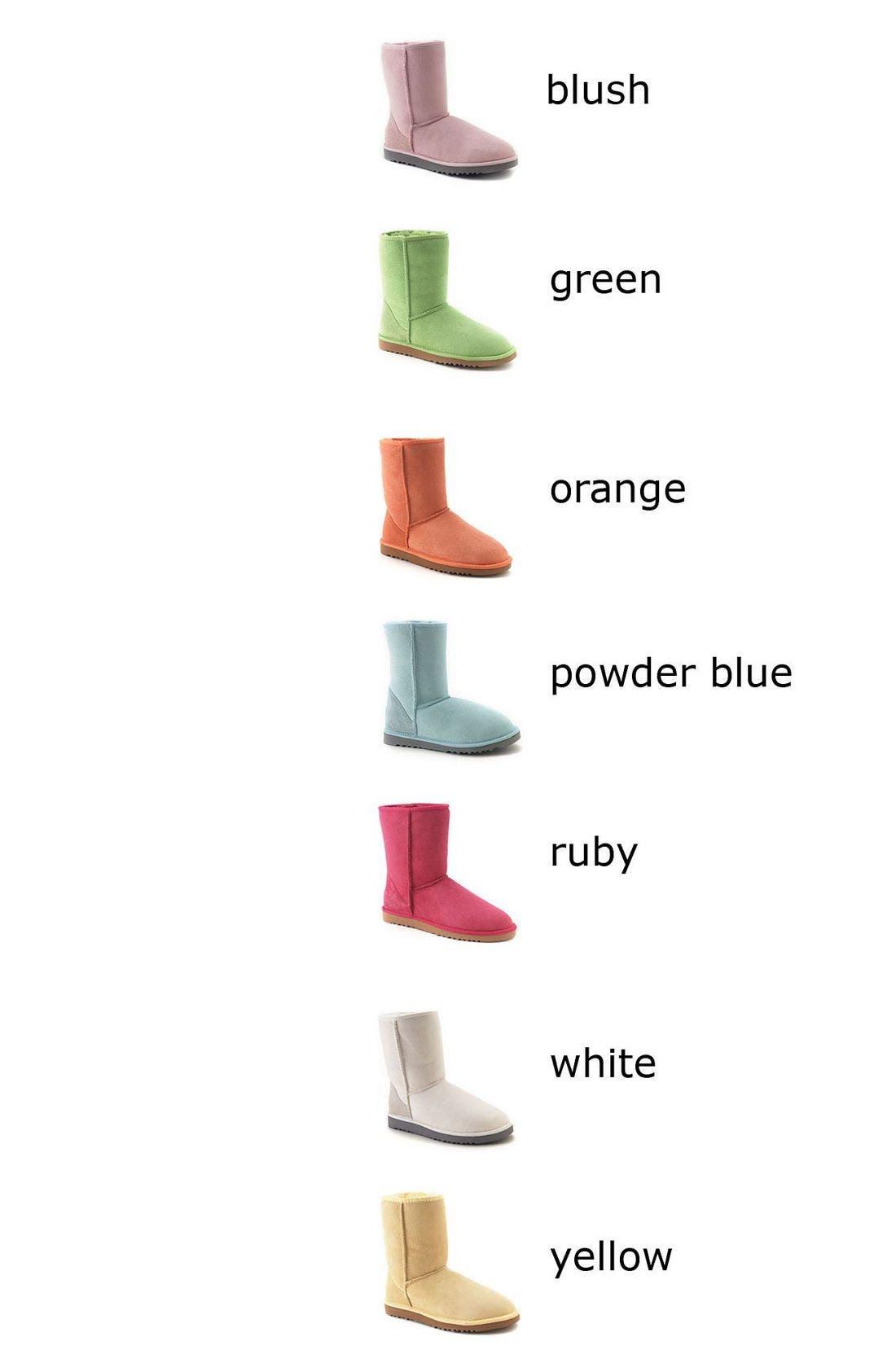 'Classic Short' Boot,                             Alternate thumbnail 2, color,                             115