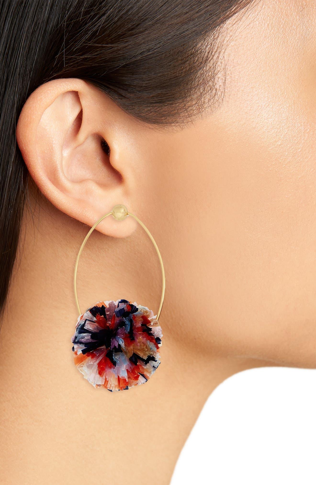 Dandy Drop Earrings,                             Alternate thumbnail 10, color,