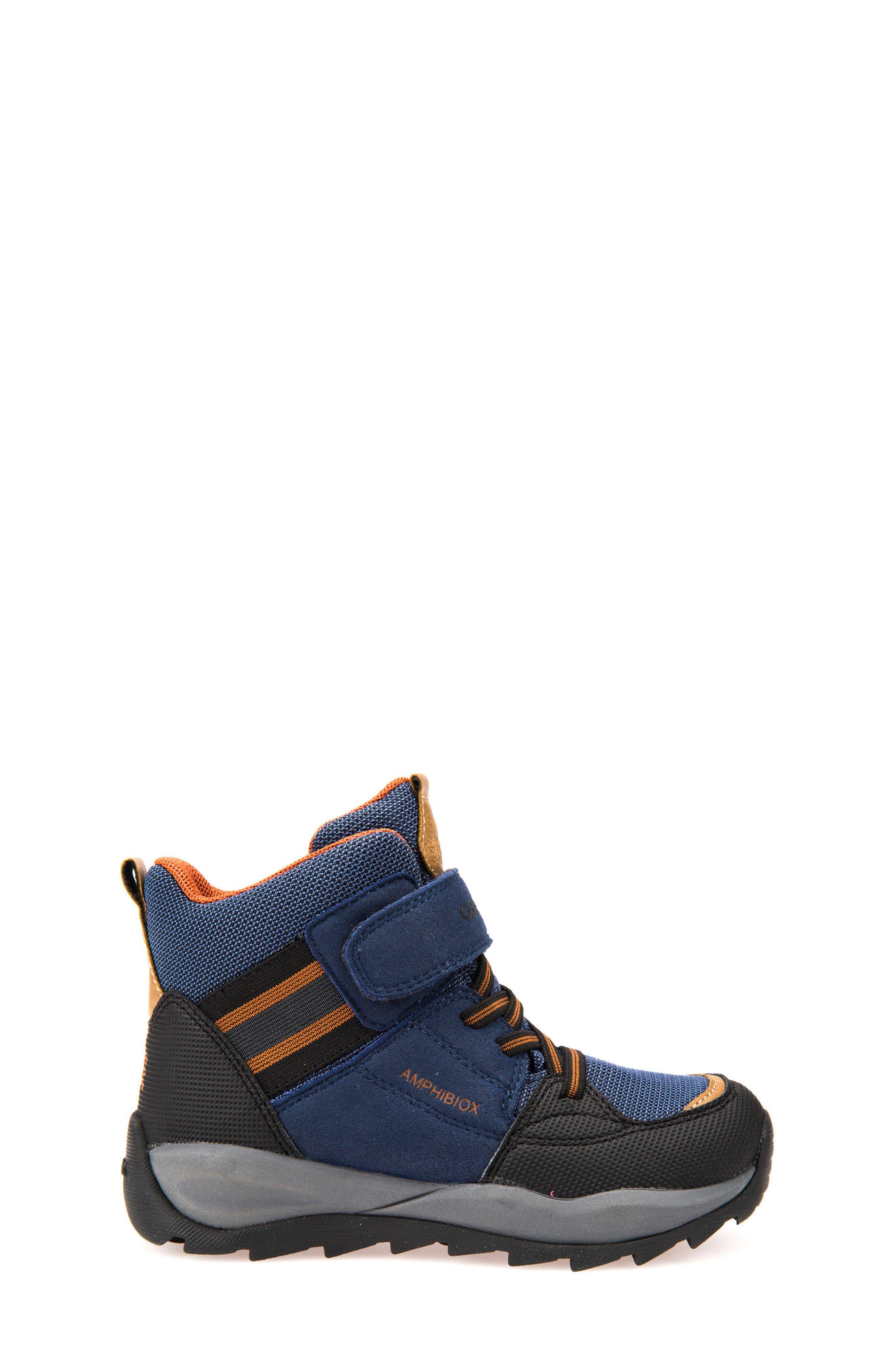 GEOX,                             Orizont ABX Waterproof Boot,                             Alternate thumbnail 3, color,                             402