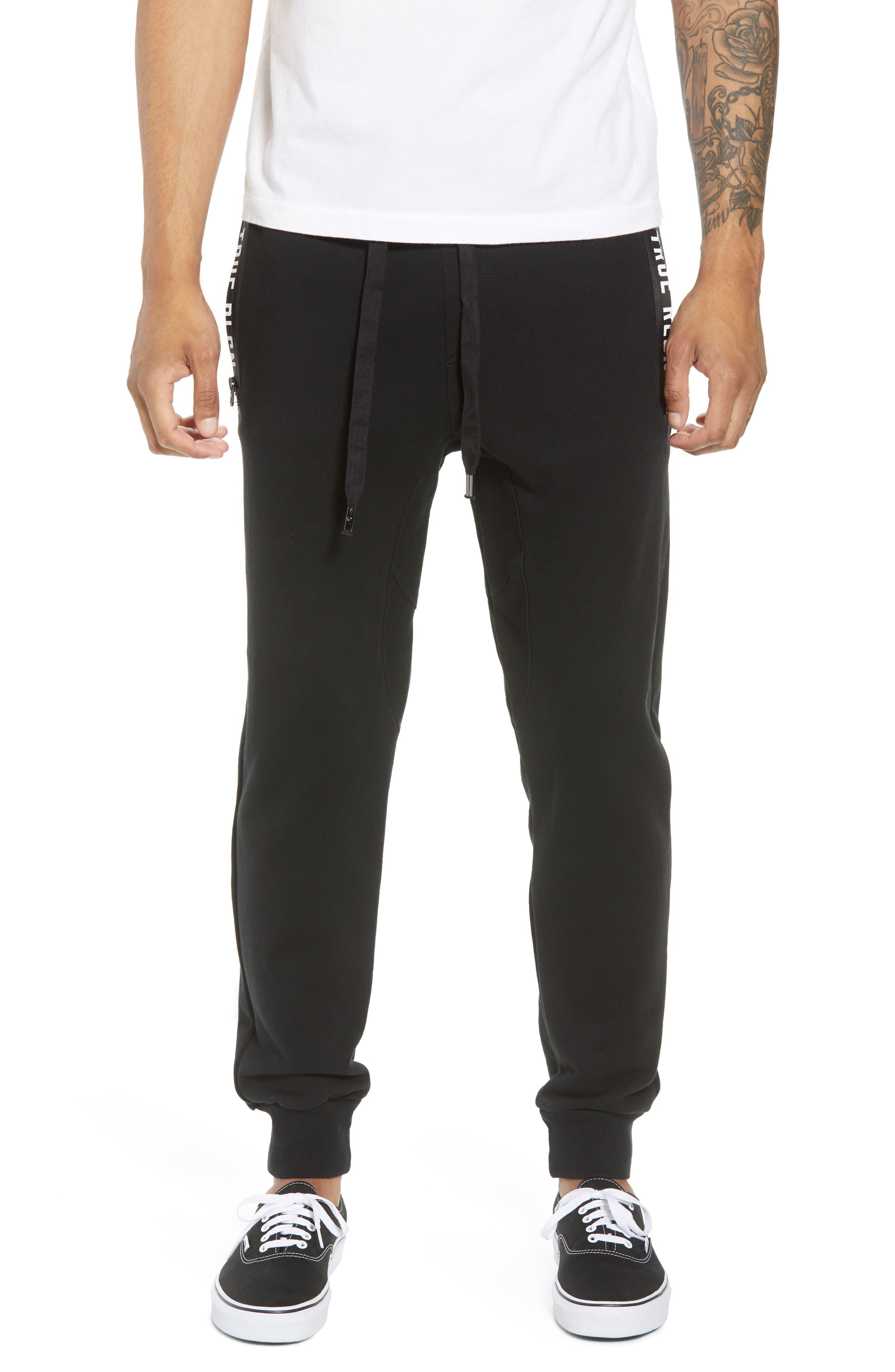 Drop Sweatpants,                         Main,                         color, 001
