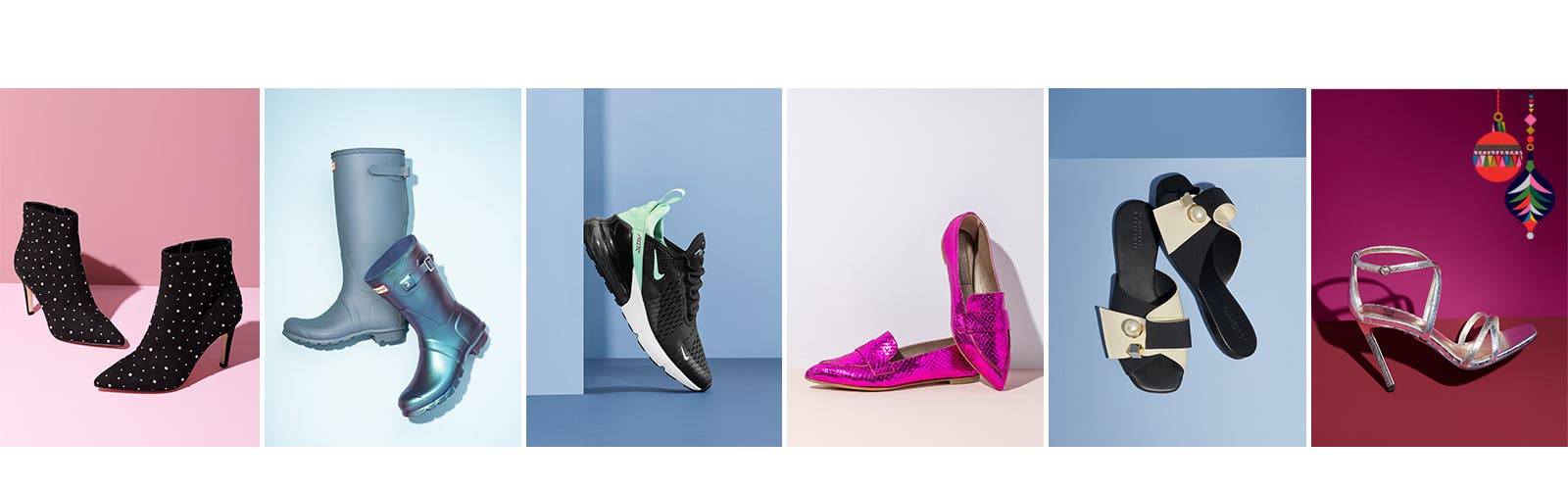 Gifts for shoe lovers.