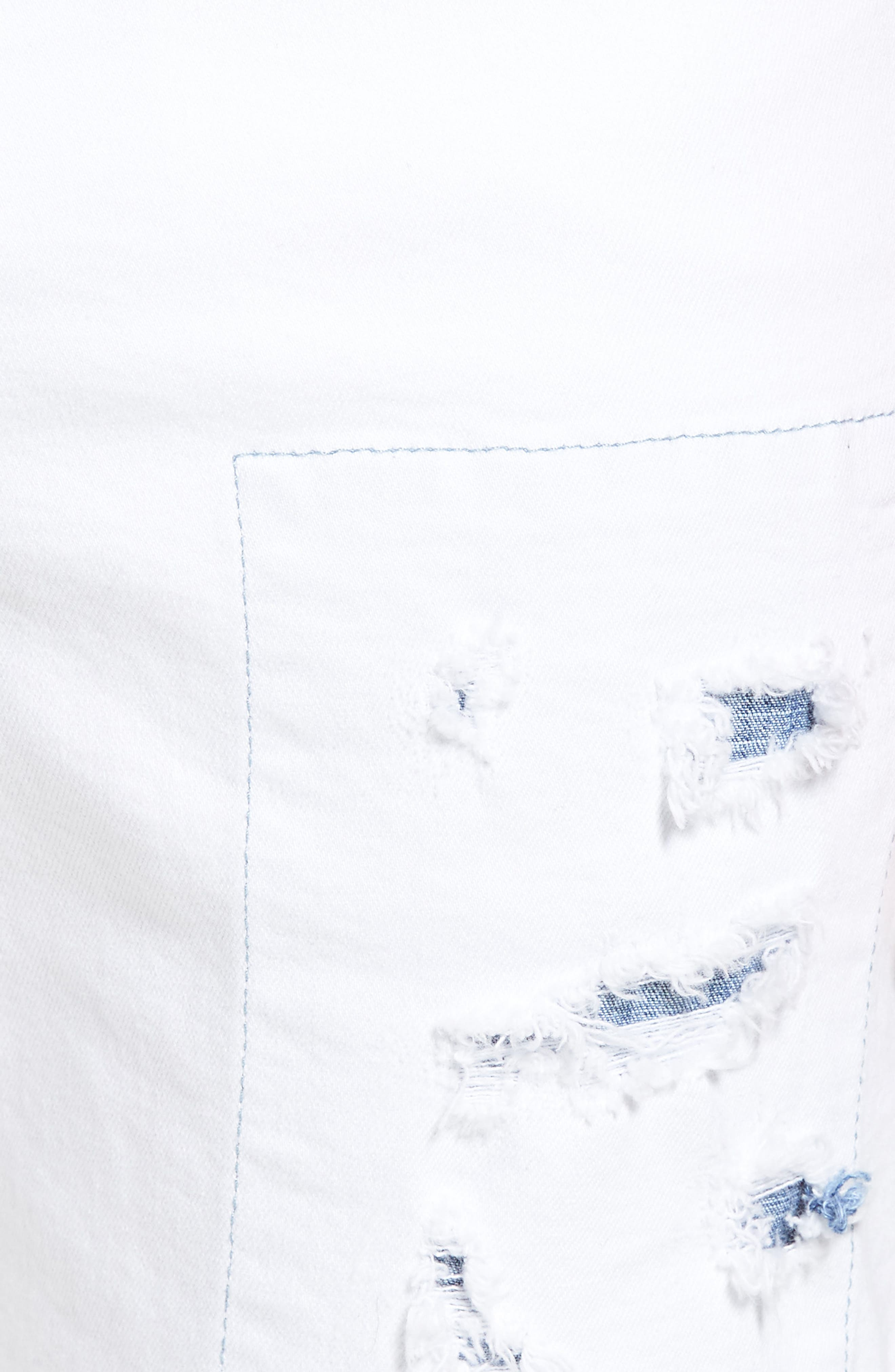 Ricky Relaxed Fit Denim Shorts,                             Alternate thumbnail 5, color,                             401