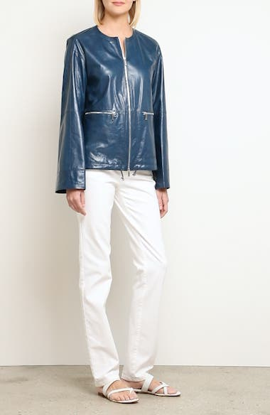 Fleming Leather Jacket, video thumbnail