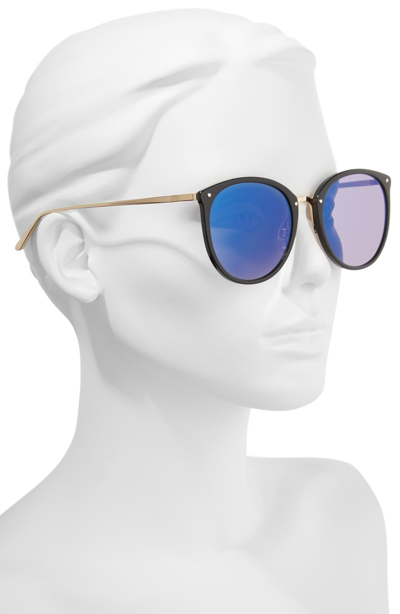 Key Largo 57mm Sunglasses,                             Alternate thumbnail 3, color,