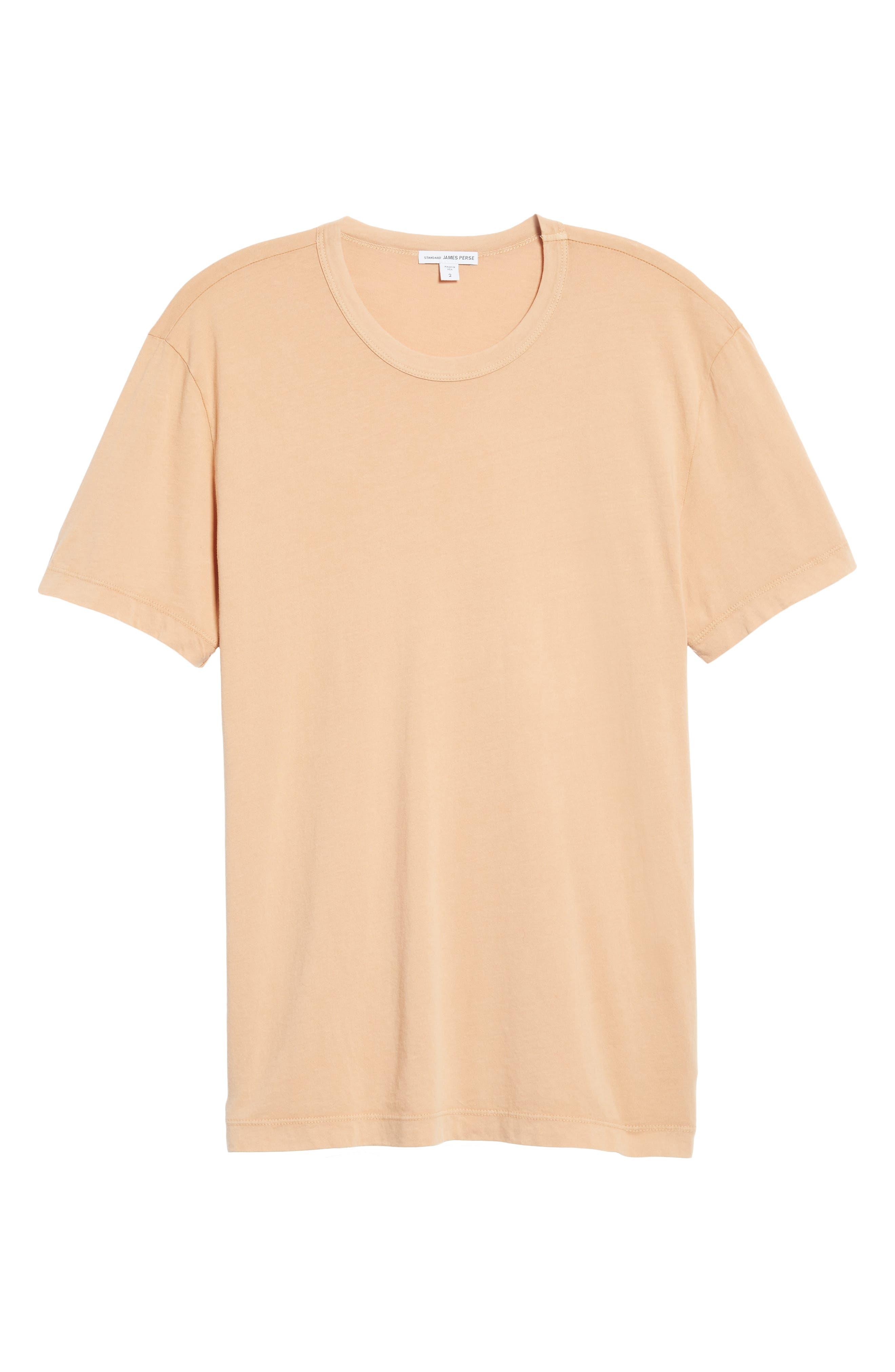 Crewneck Jersey T-Shirt,                             Alternate thumbnail 472, color,