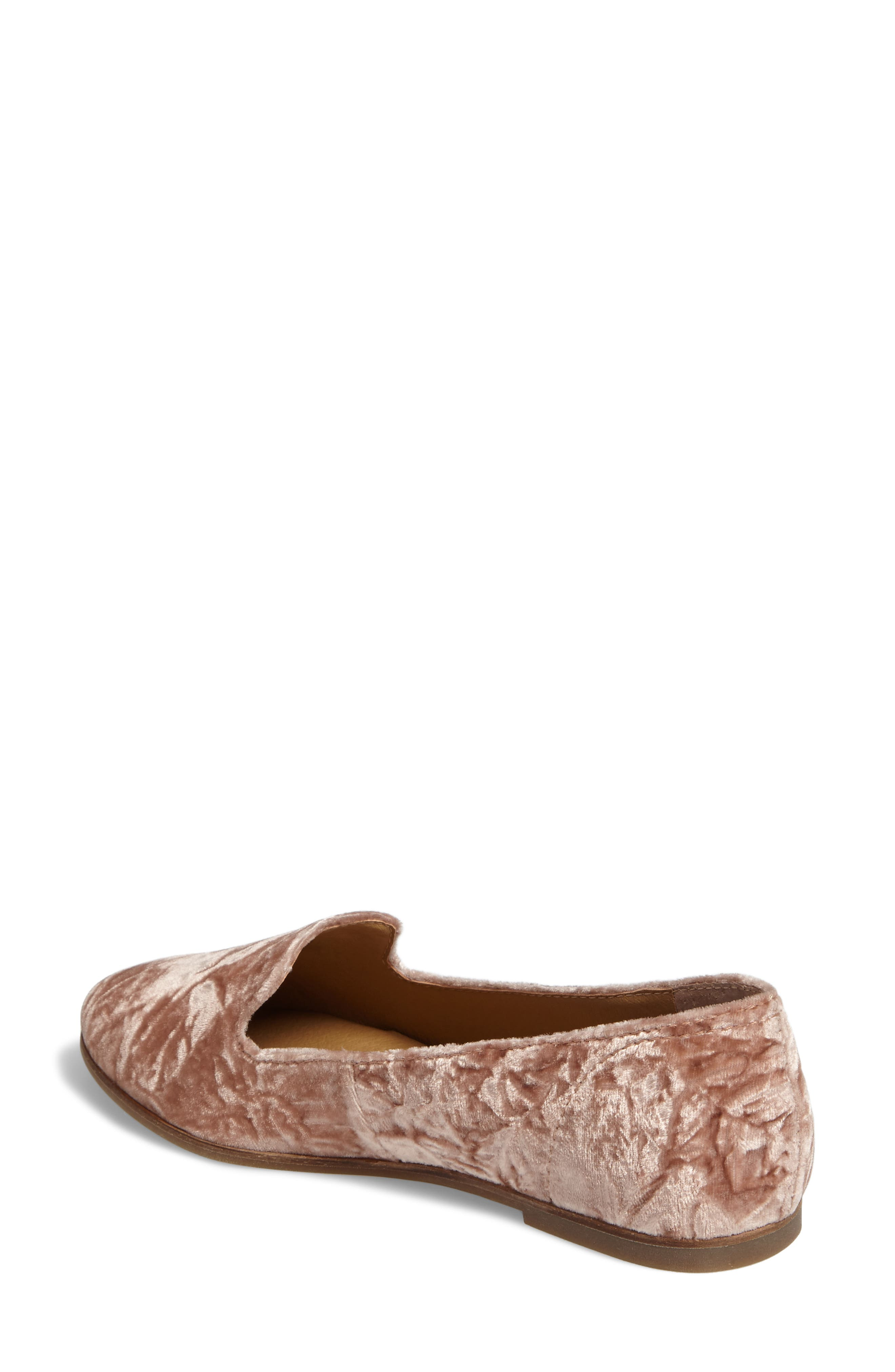 Carlyn Loafer Flat,                             Alternate thumbnail 8, color,