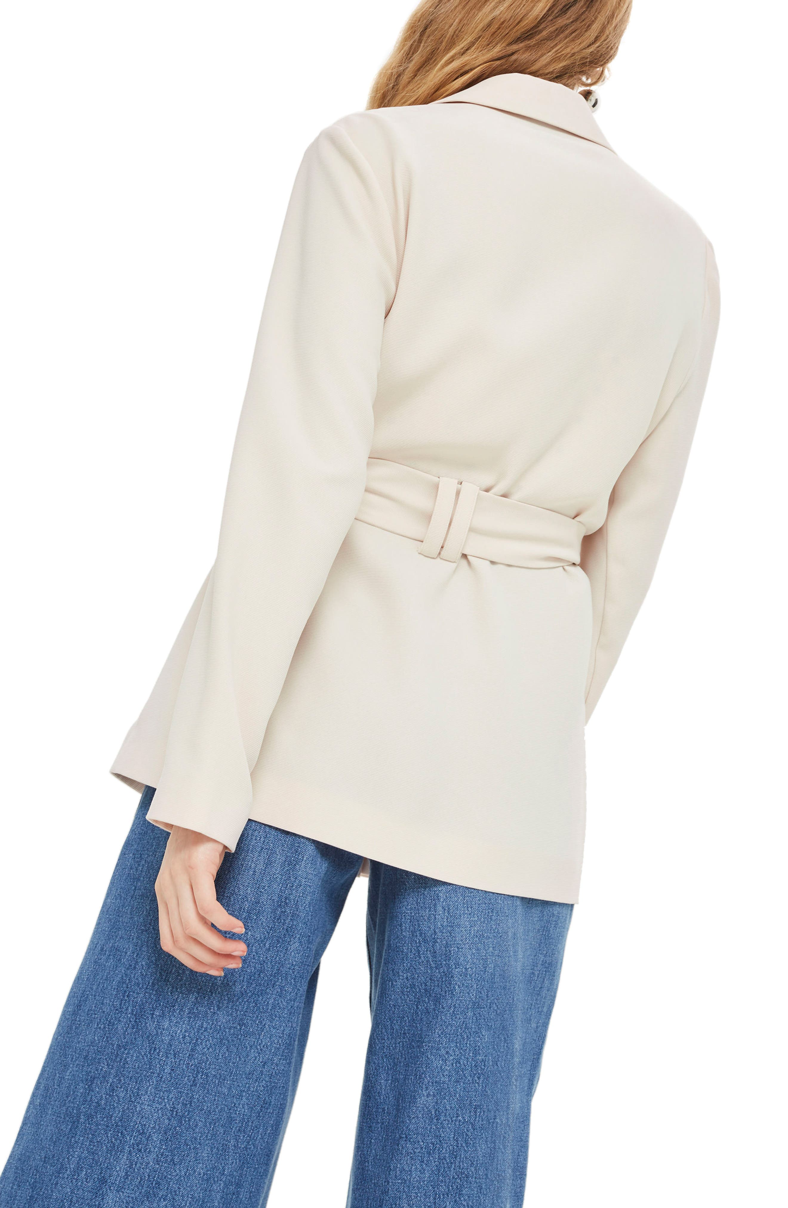 Chuck On Belted Jacket,                             Alternate thumbnail 2, color,                             250