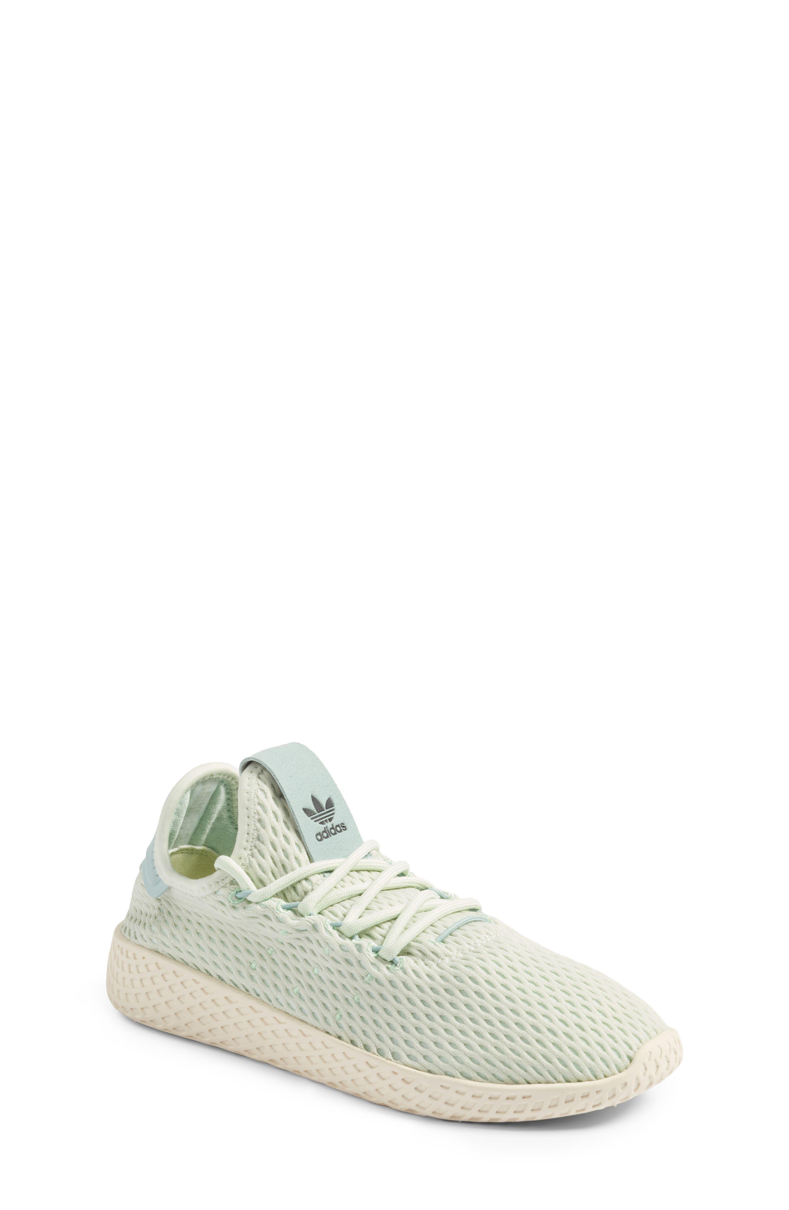Originals x Pharrell Williams The Summers Mesh Sneaker,                         Main,                         color, 334