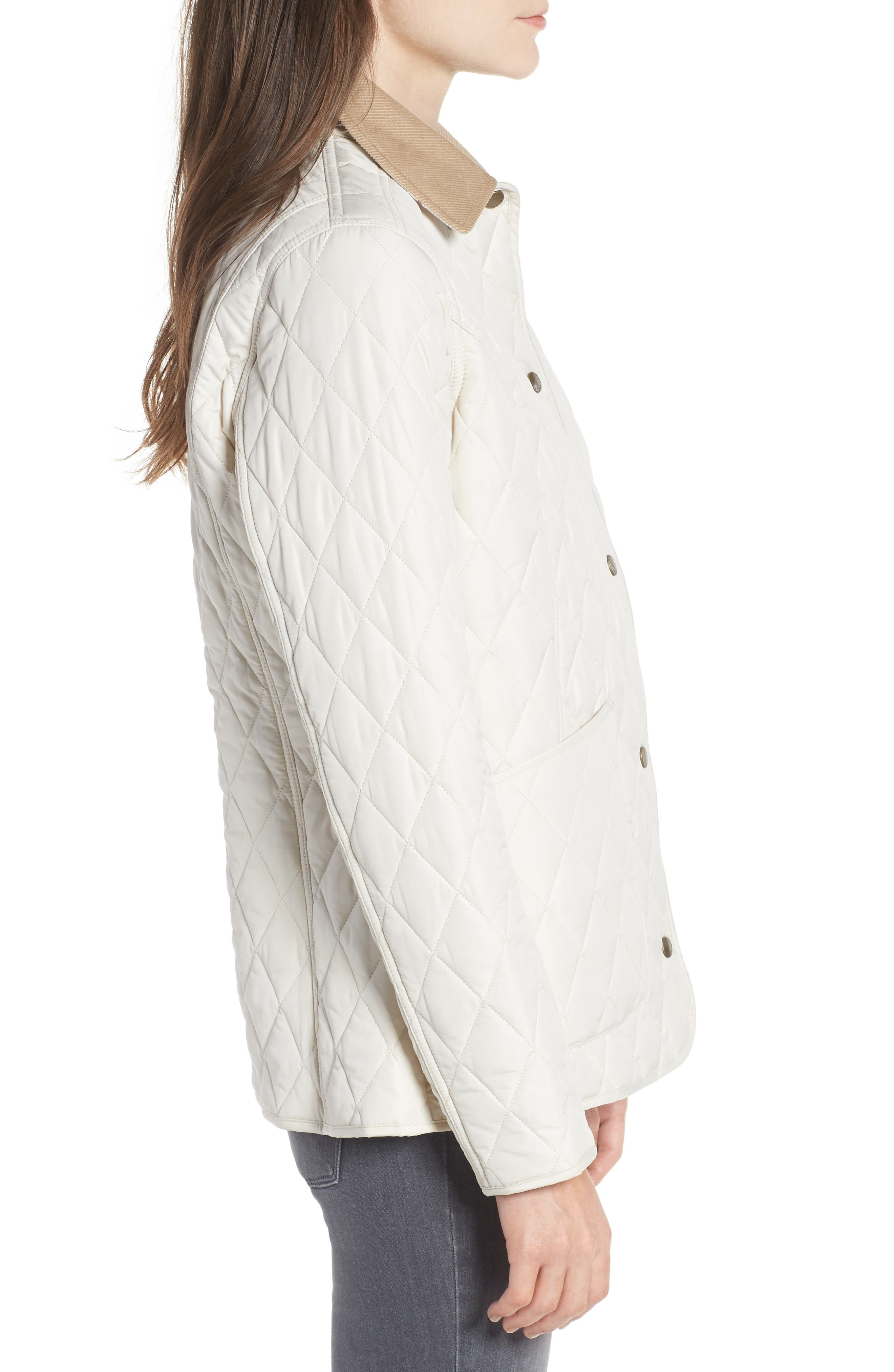 Spring Annandale Quilted Jacket,                             Alternate thumbnail 12, color,
