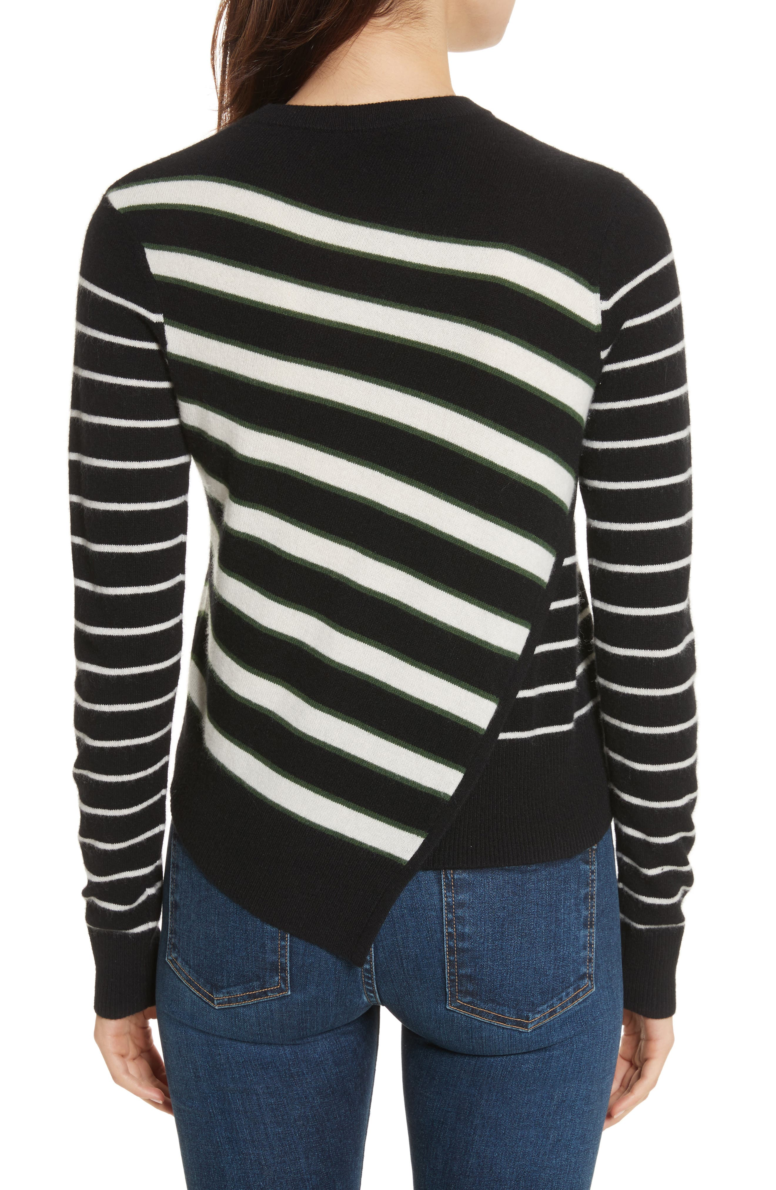 Pepper Cashmere Sweater,                             Alternate thumbnail 2, color,