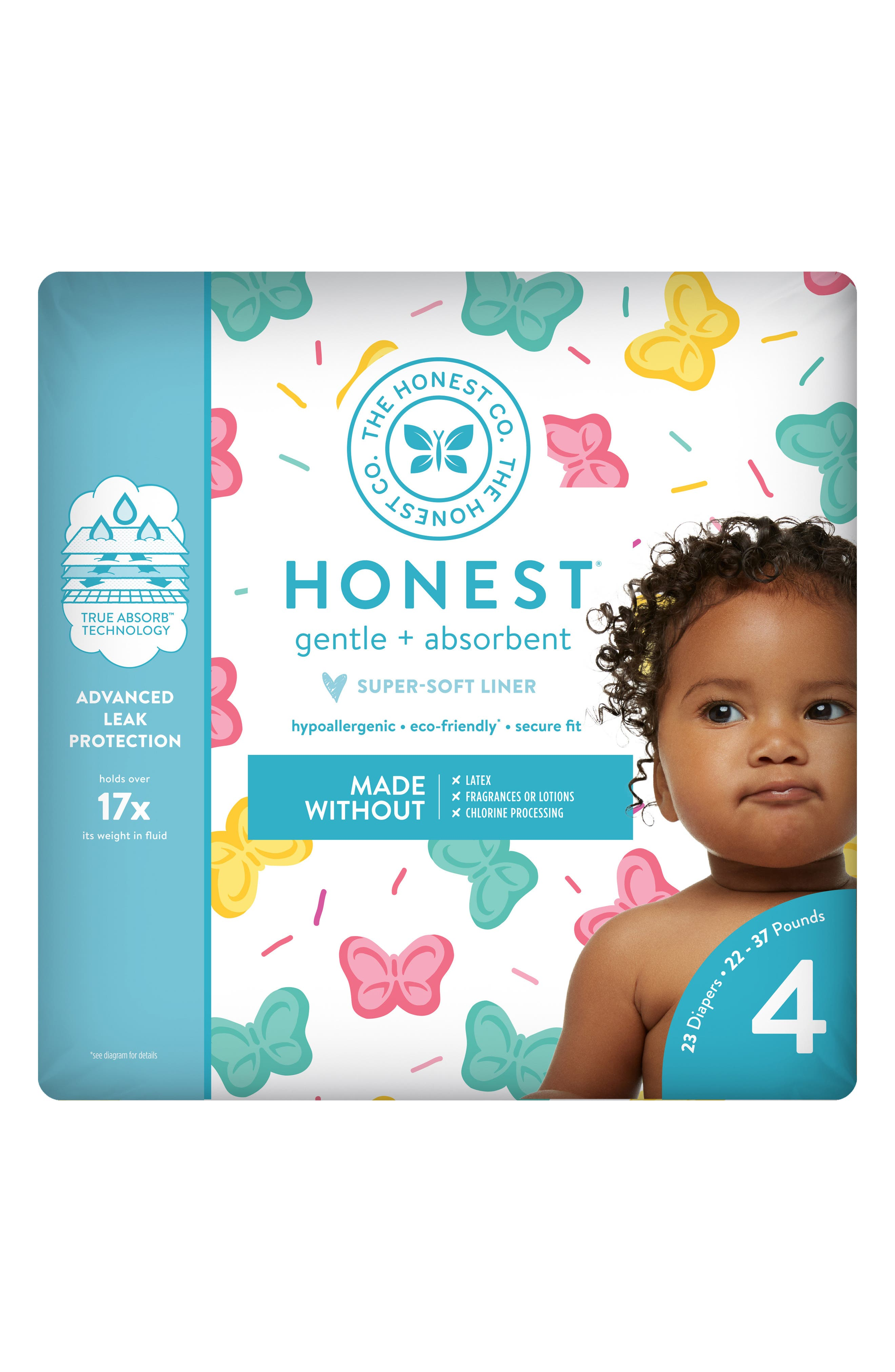 x Sugarfina Sweet Thing Diapers,                             Alternate thumbnail 7, color,                             SWEET THING