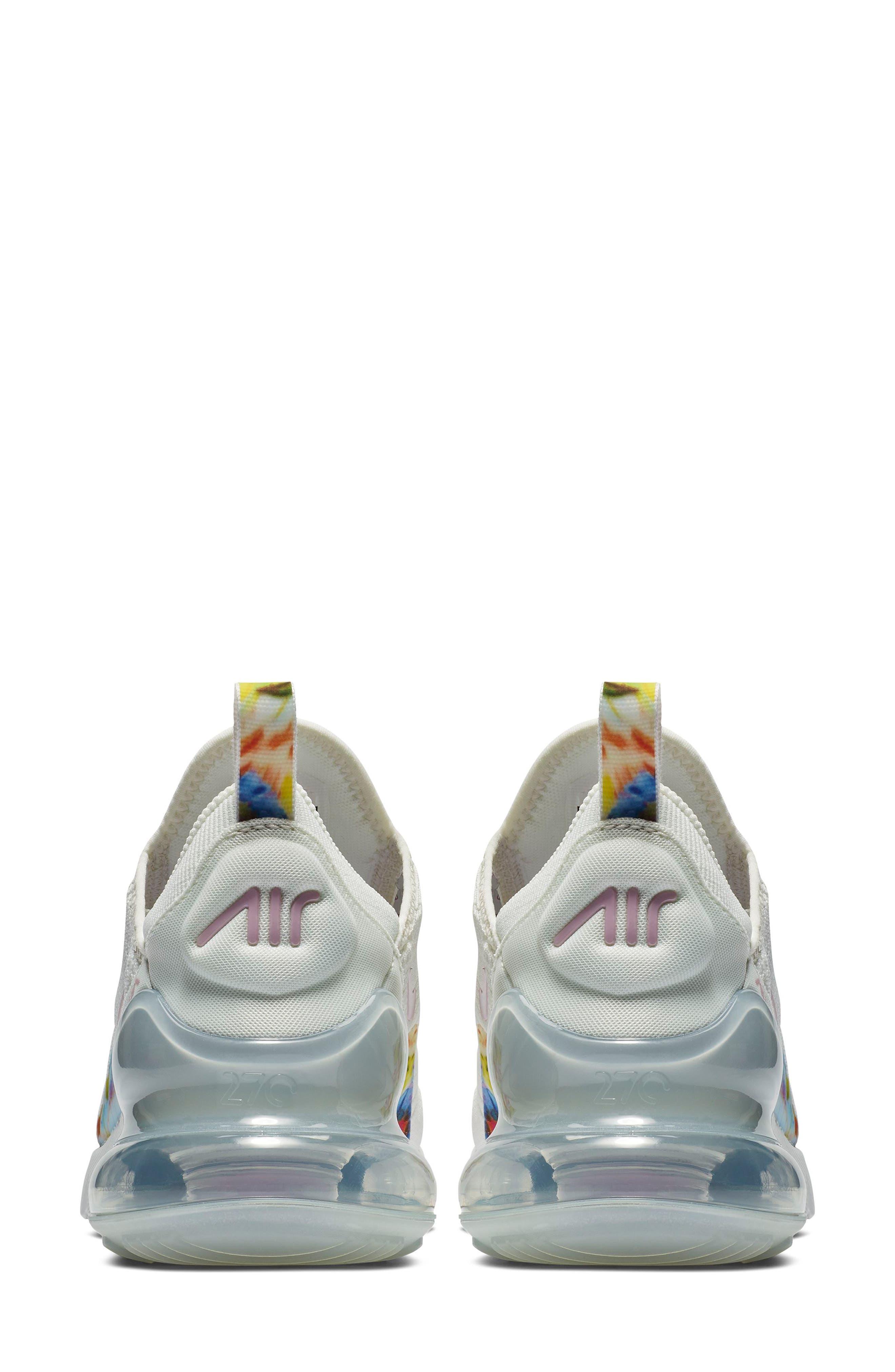 Air Max 270 Premium Sneaker,                             Alternate thumbnail 2, color,                             100