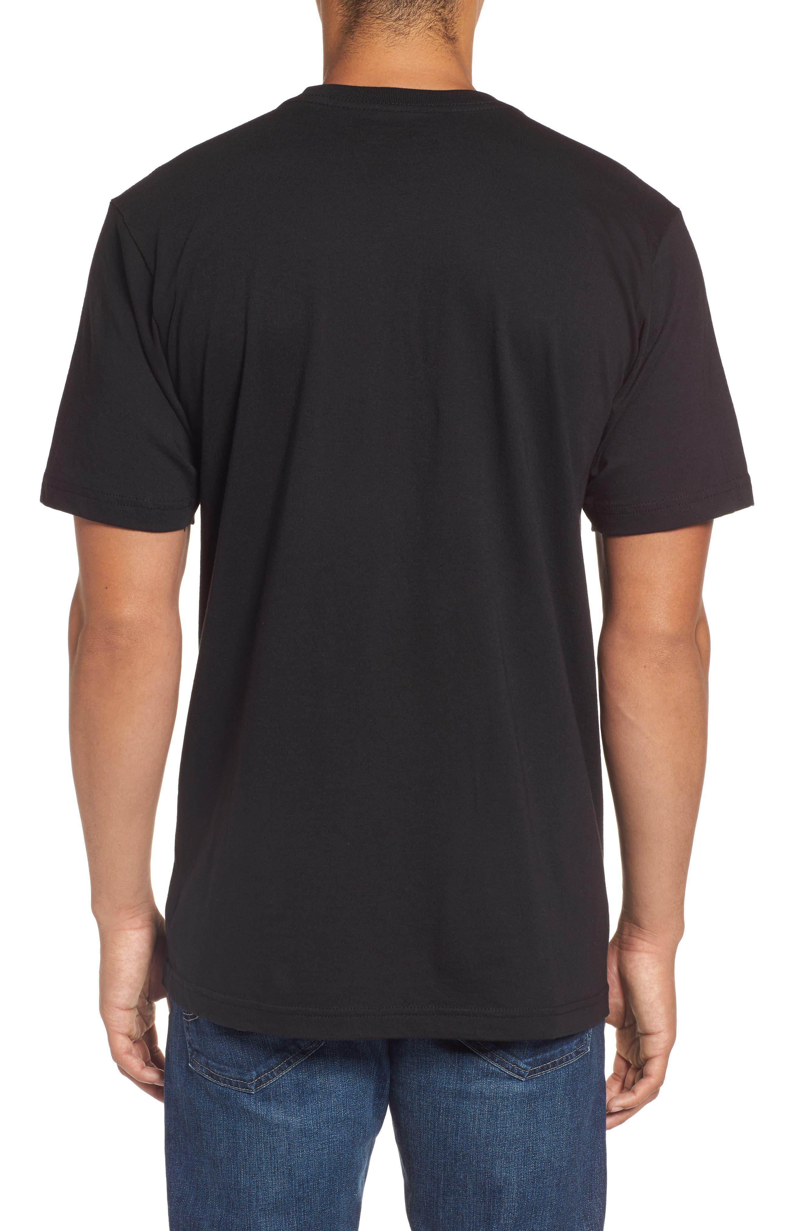 Calypso Classic Logo Graphic T-Shirt,                             Alternate thumbnail 2, color,                             001