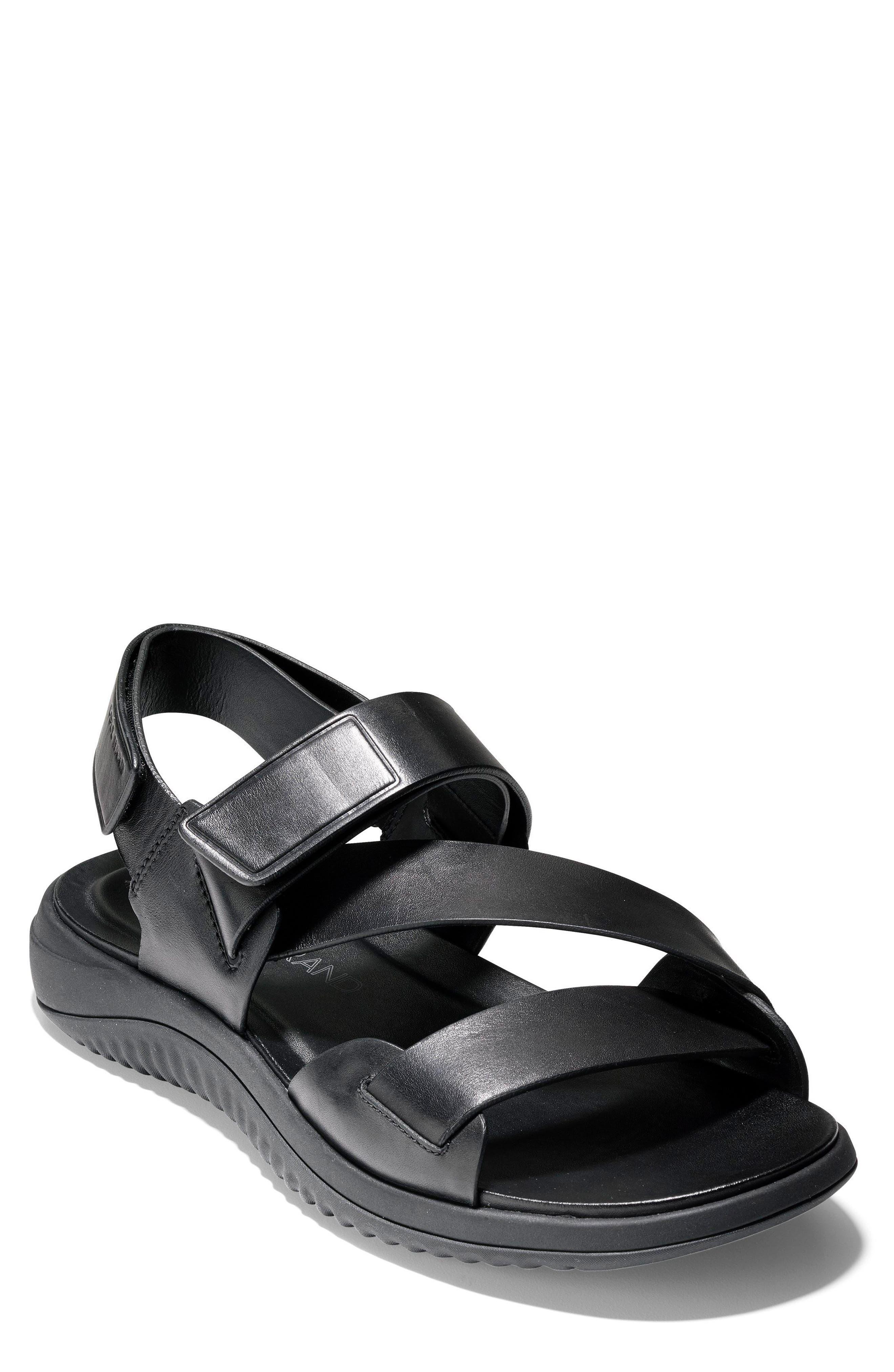 2.ZeroGrand Multistrap Sandal,                             Main thumbnail 1, color,                             003