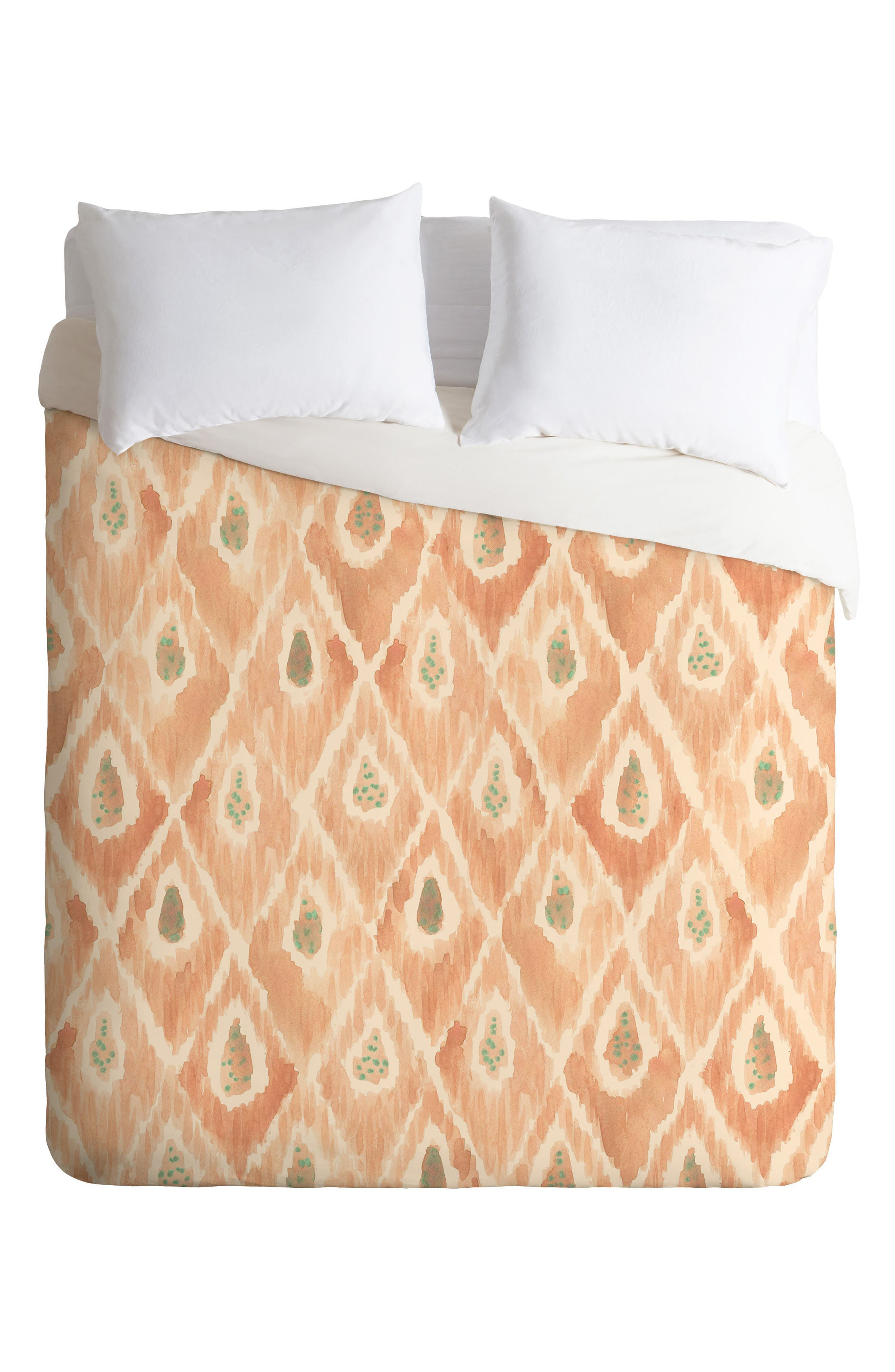 Catch Me Duvet Cover & Sham Set,                             Main thumbnail 1, color,                             800